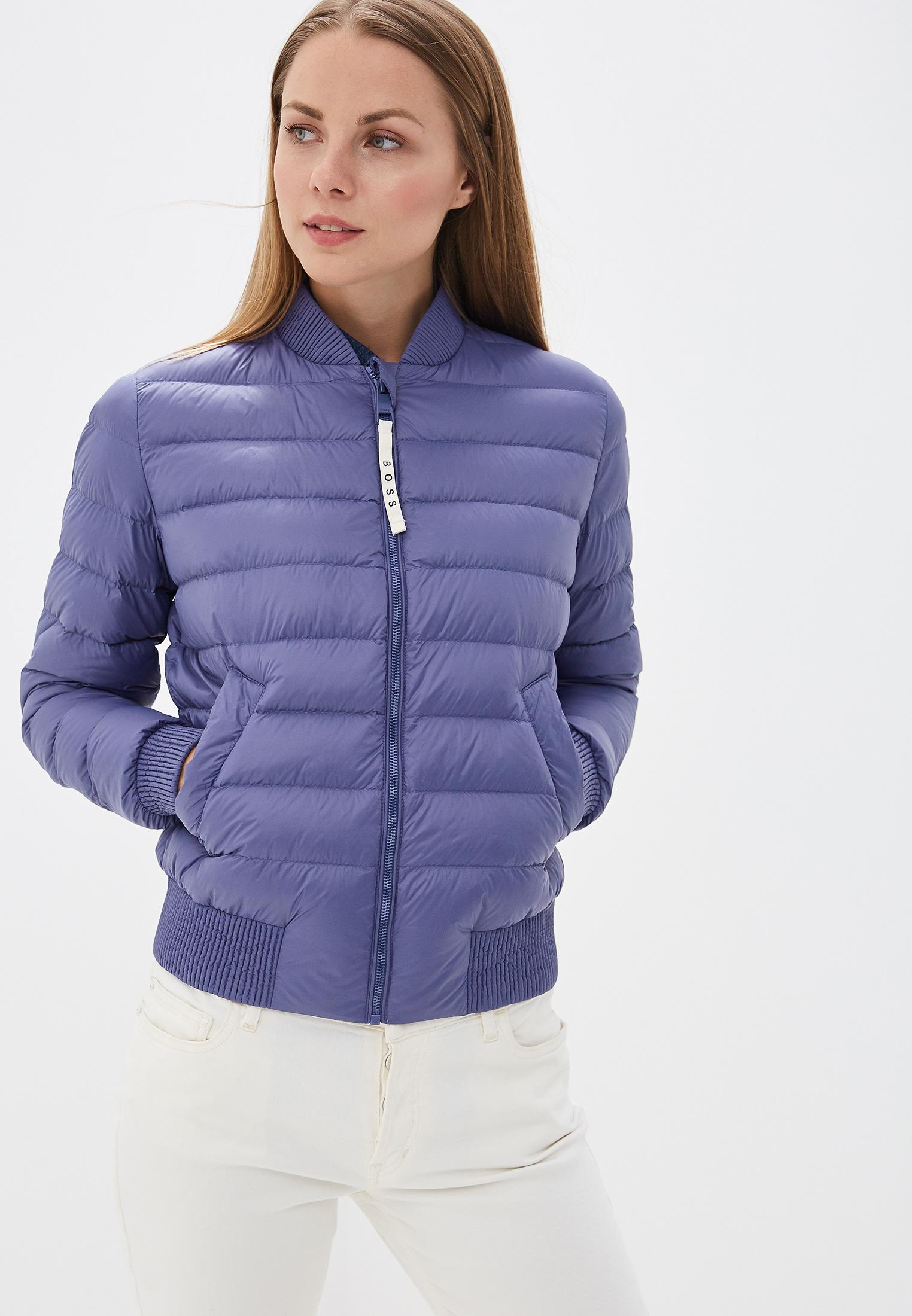 Утепленная куртка Boss 50411192