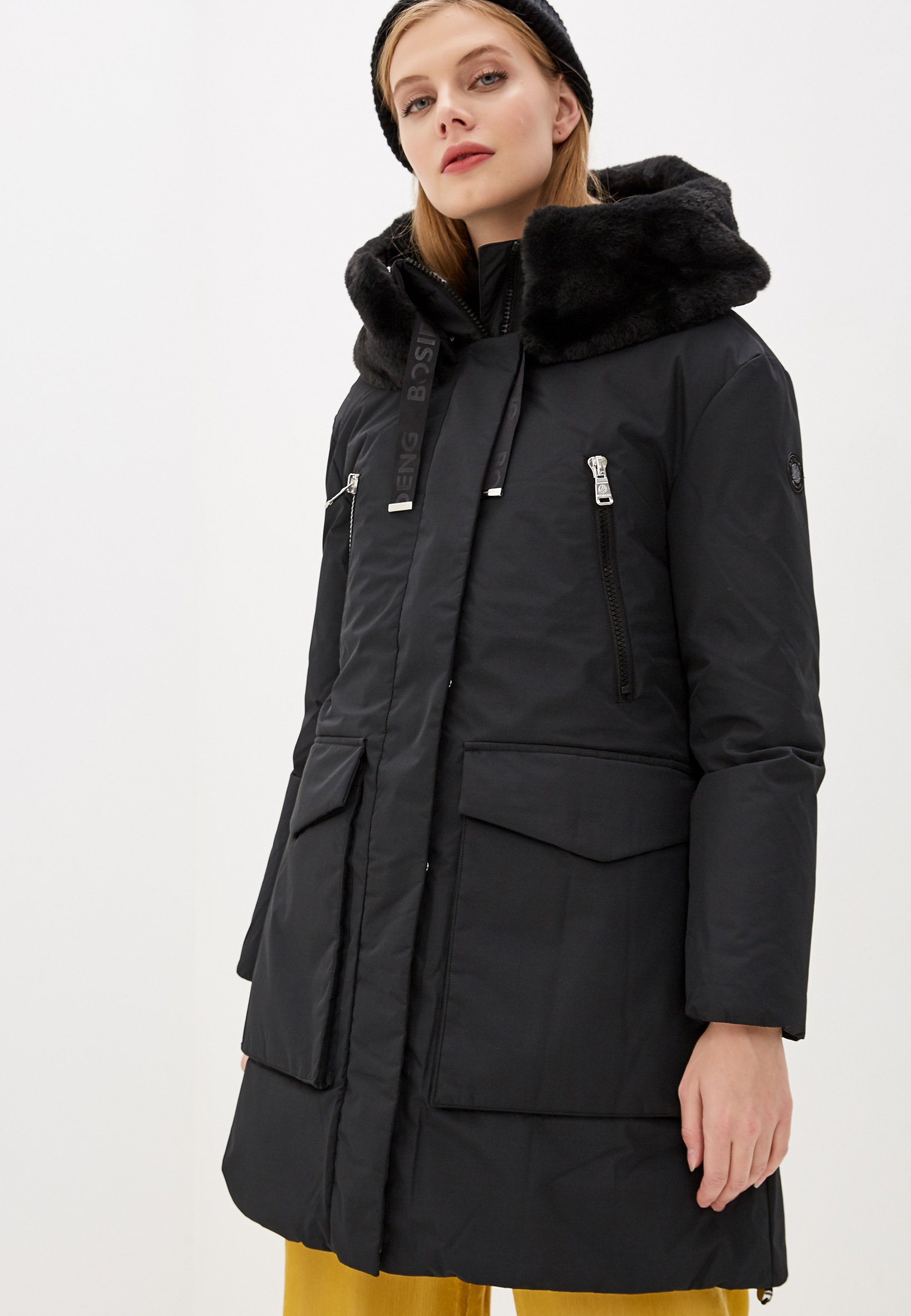 Утепленная куртка Bosideng W38FF