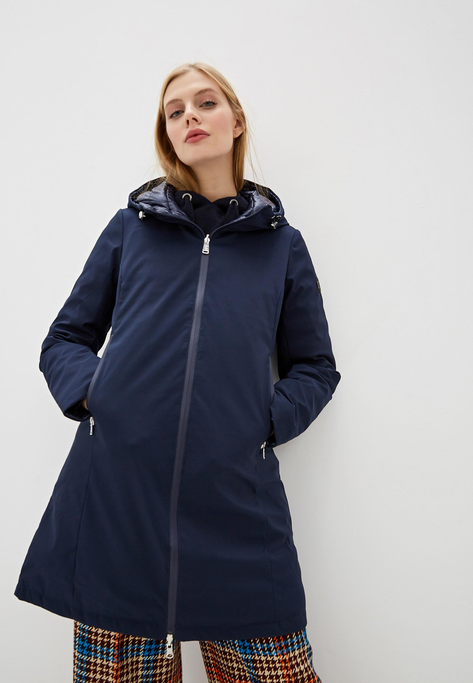 Утепленная куртка Bosideng W26R