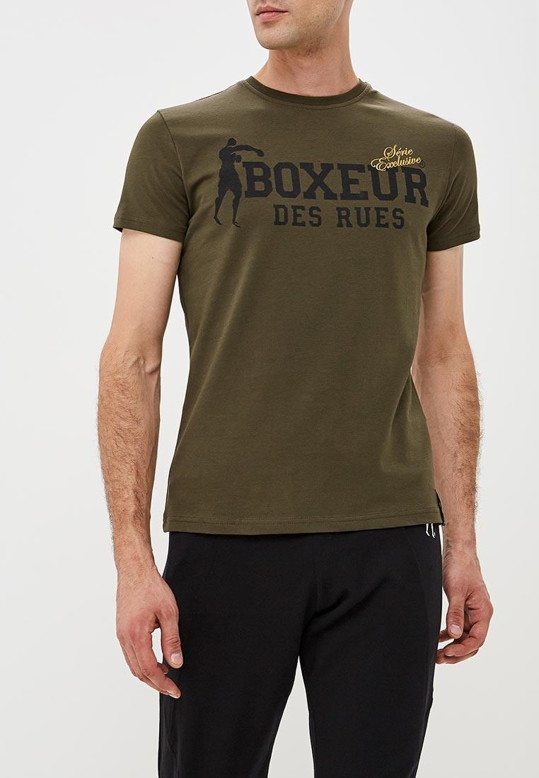 Футболка с коротким рукавом Boxeur Des Rues BXE-02ESY