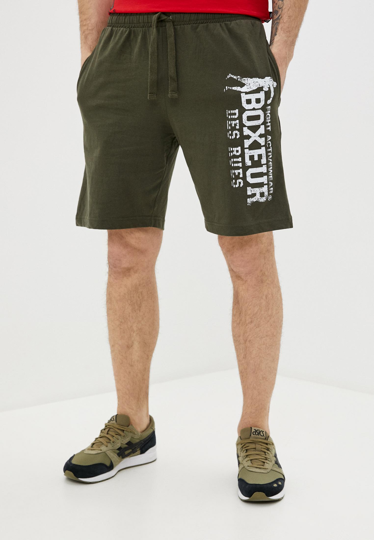 Мужские спортивные шорты Boxeur Des Rues BXT-1339