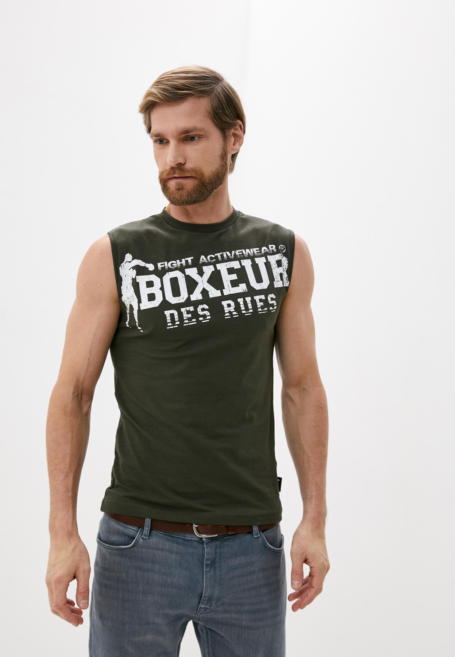 Спортивная майка Boxeur Des Rues BXT-334TNK