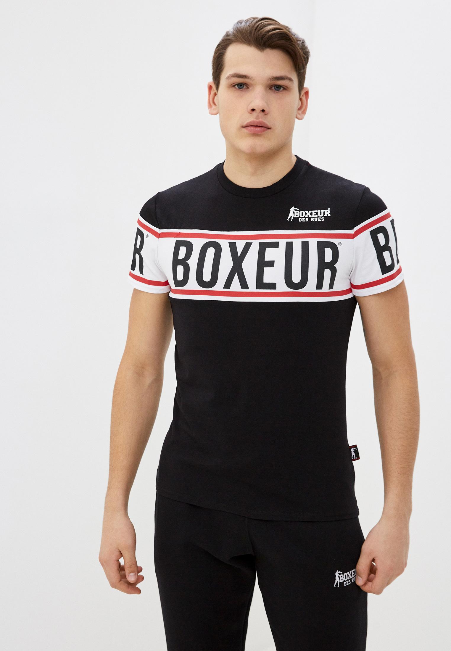 Футболка Boxeur Des Rues BX-20237N