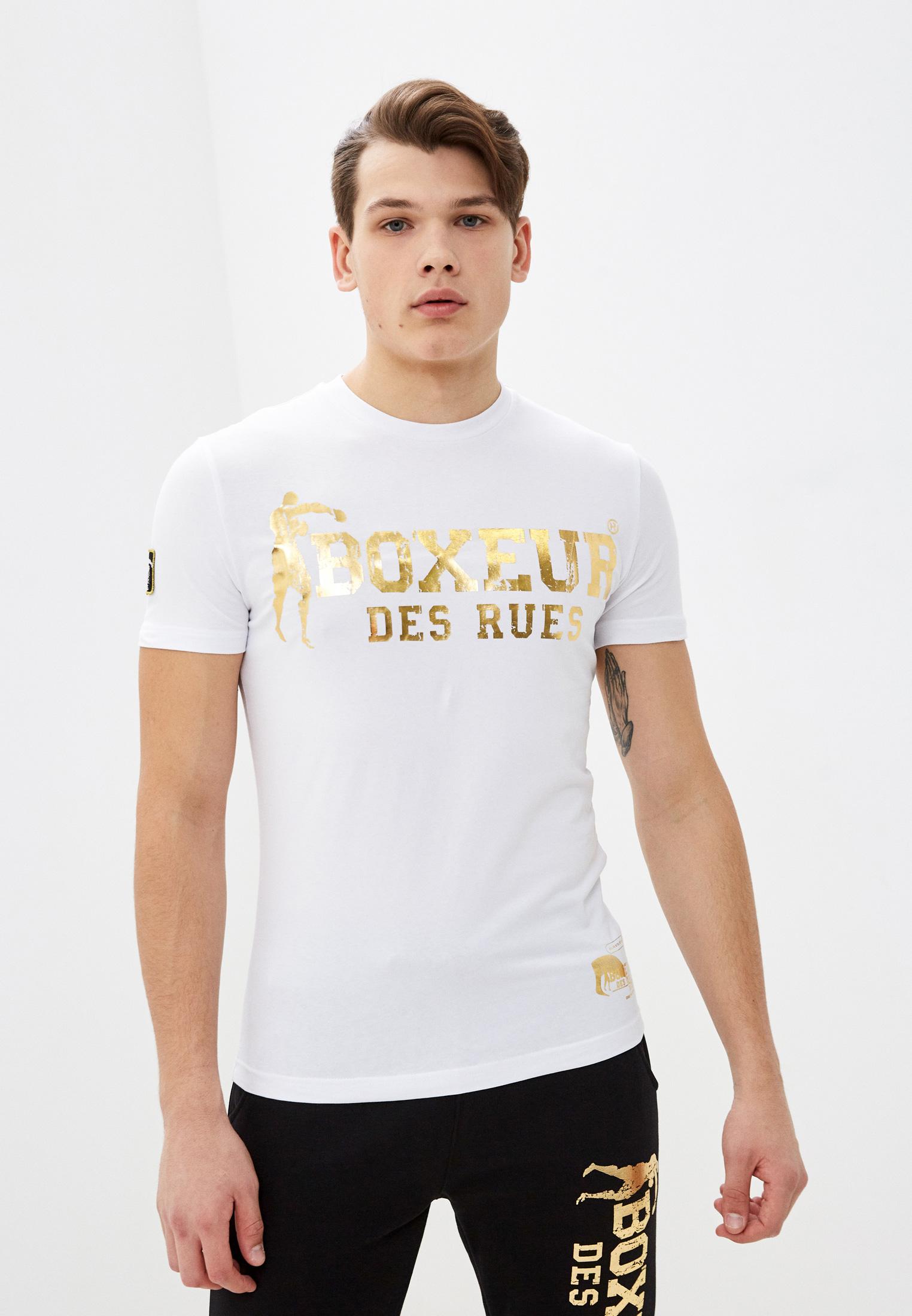 Футболка Boxeur Des Rues BX-02EN