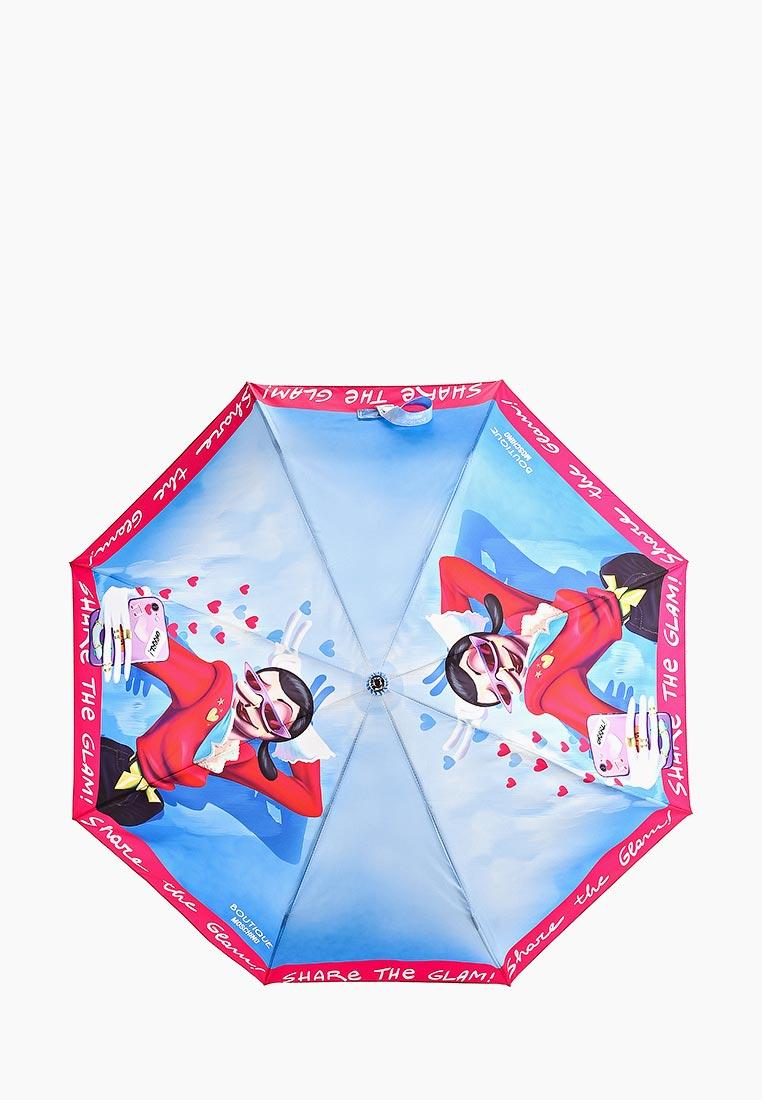 Зонт Boutique Moschino 7003-openclosen