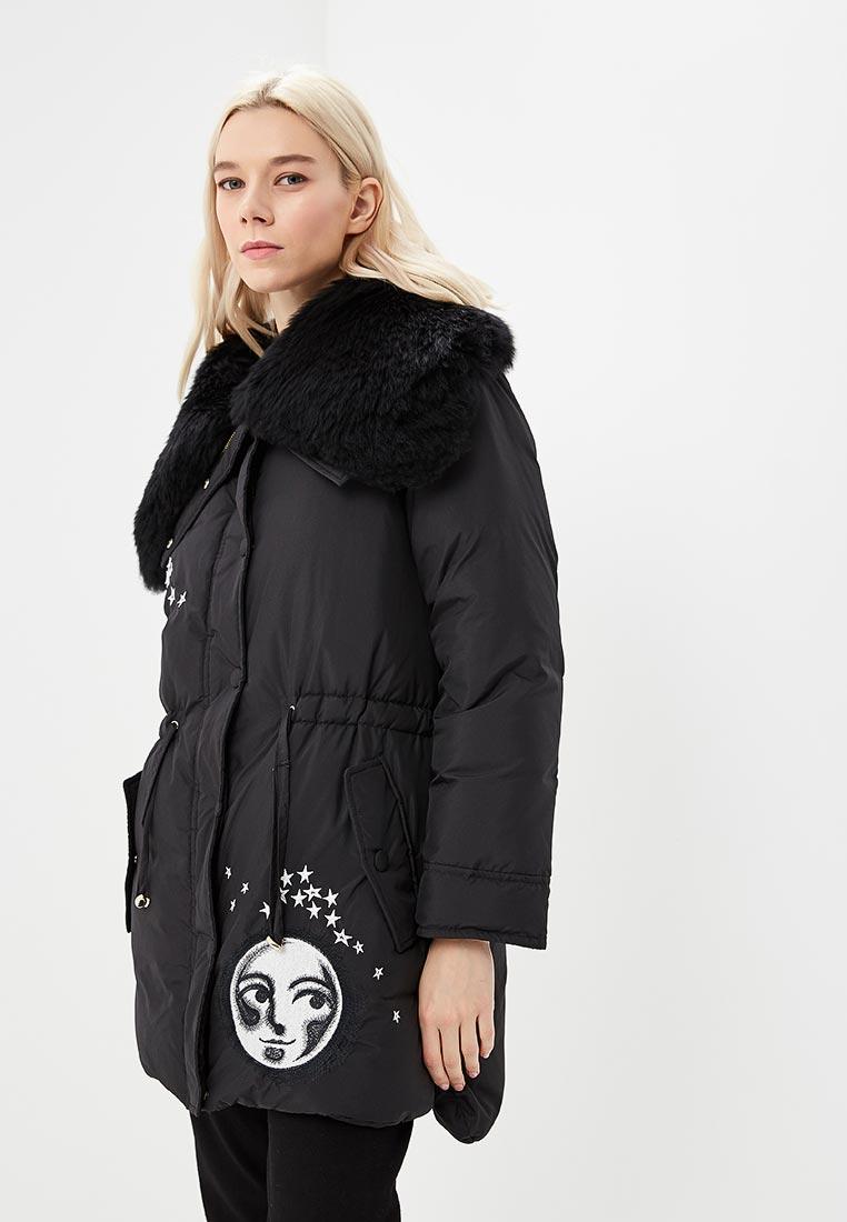 Утепленная куртка Boutique Moschino A0614