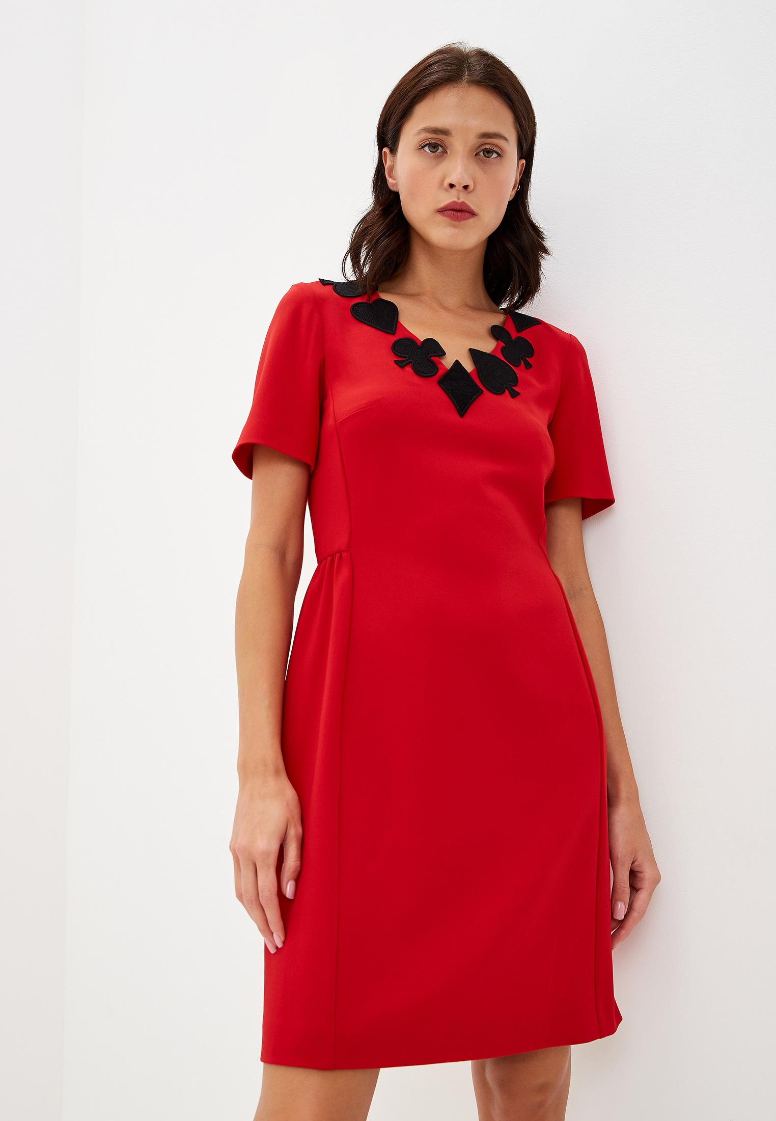 Повседневное платье Boutique Moschino A0449