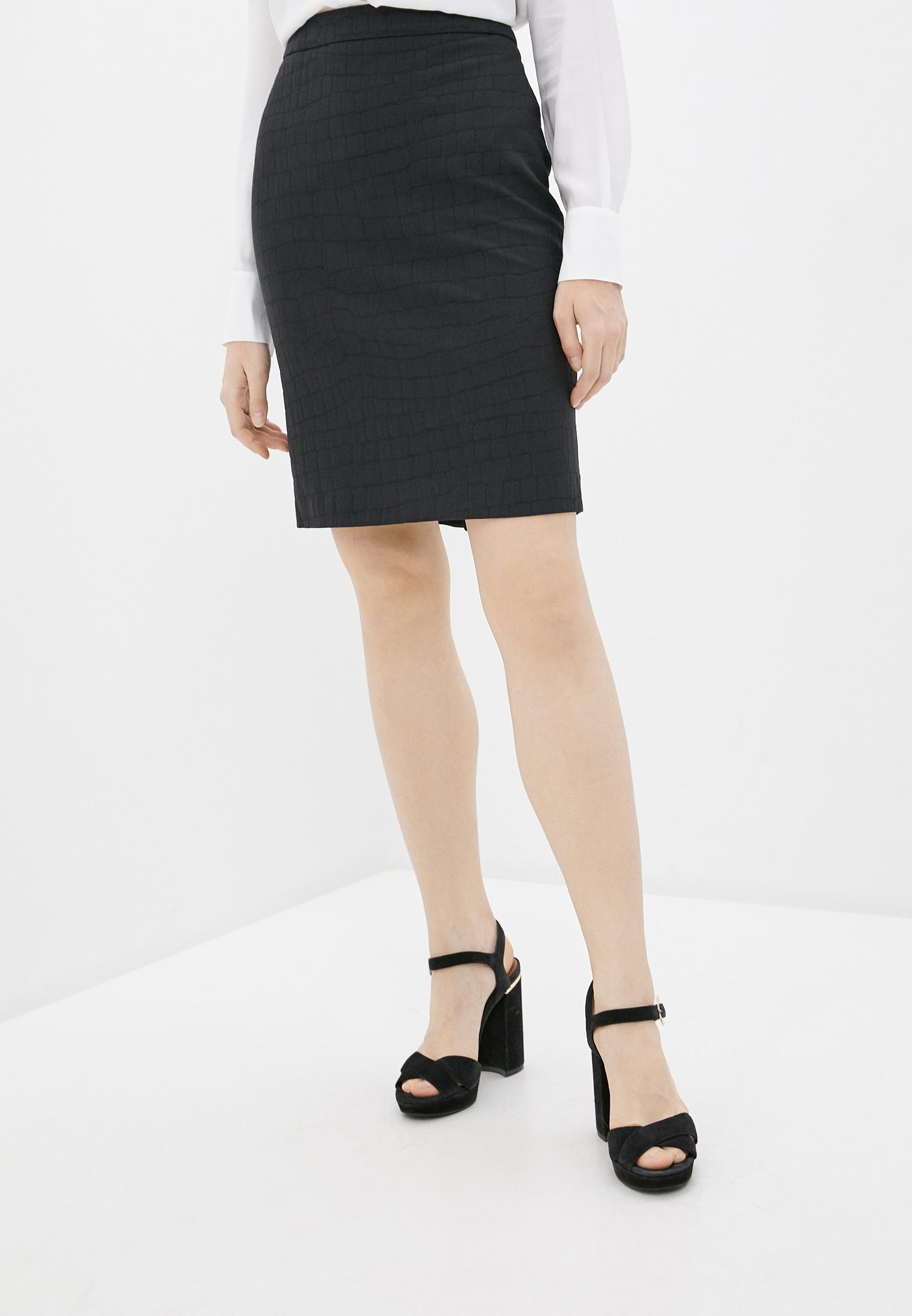 Узкая юбка Boutique Moschino A0111