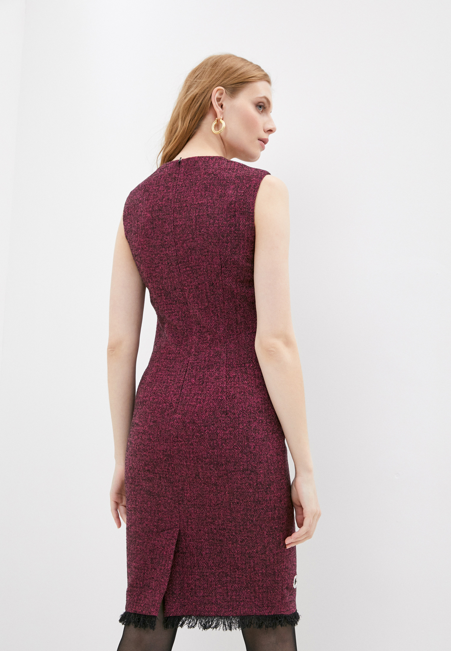 Платье Boutique Moschino J04035821: изображение 4