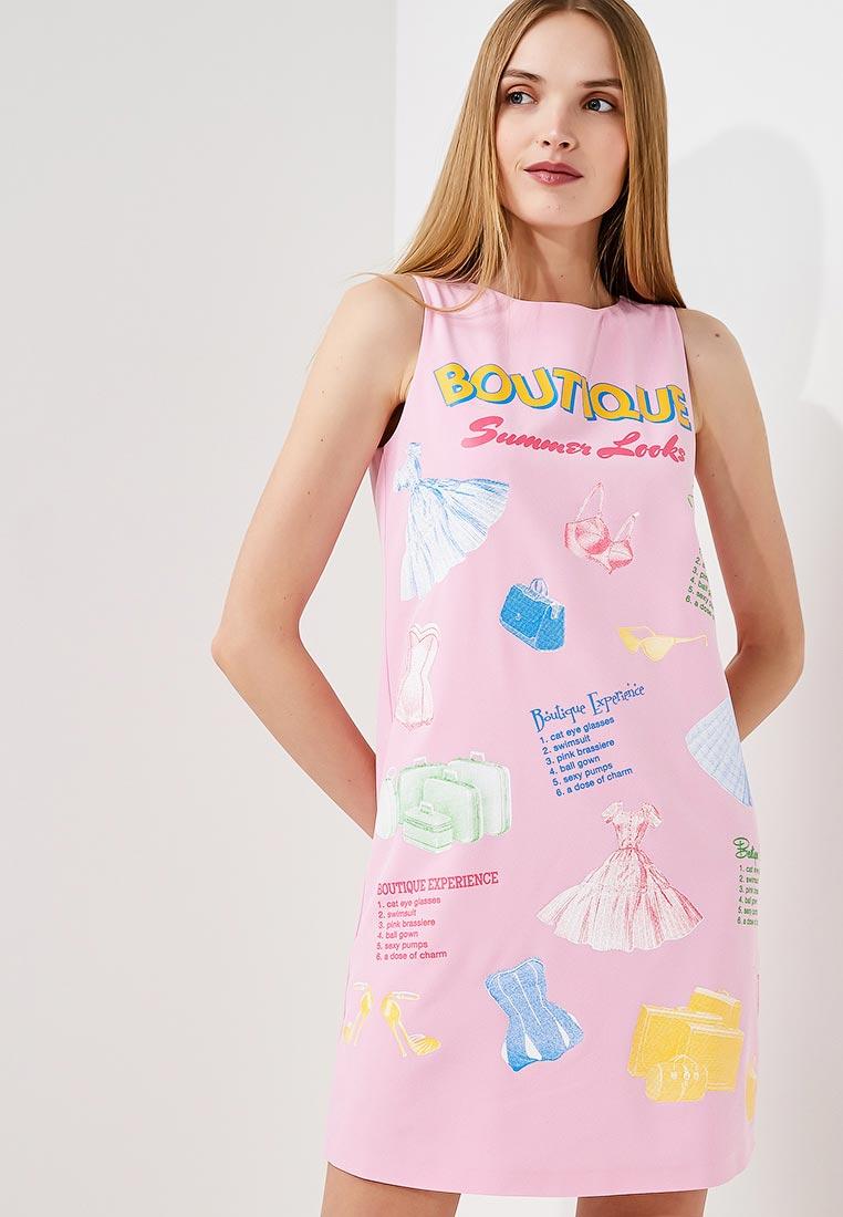 Повседневное платье Boutique Moschino A0444