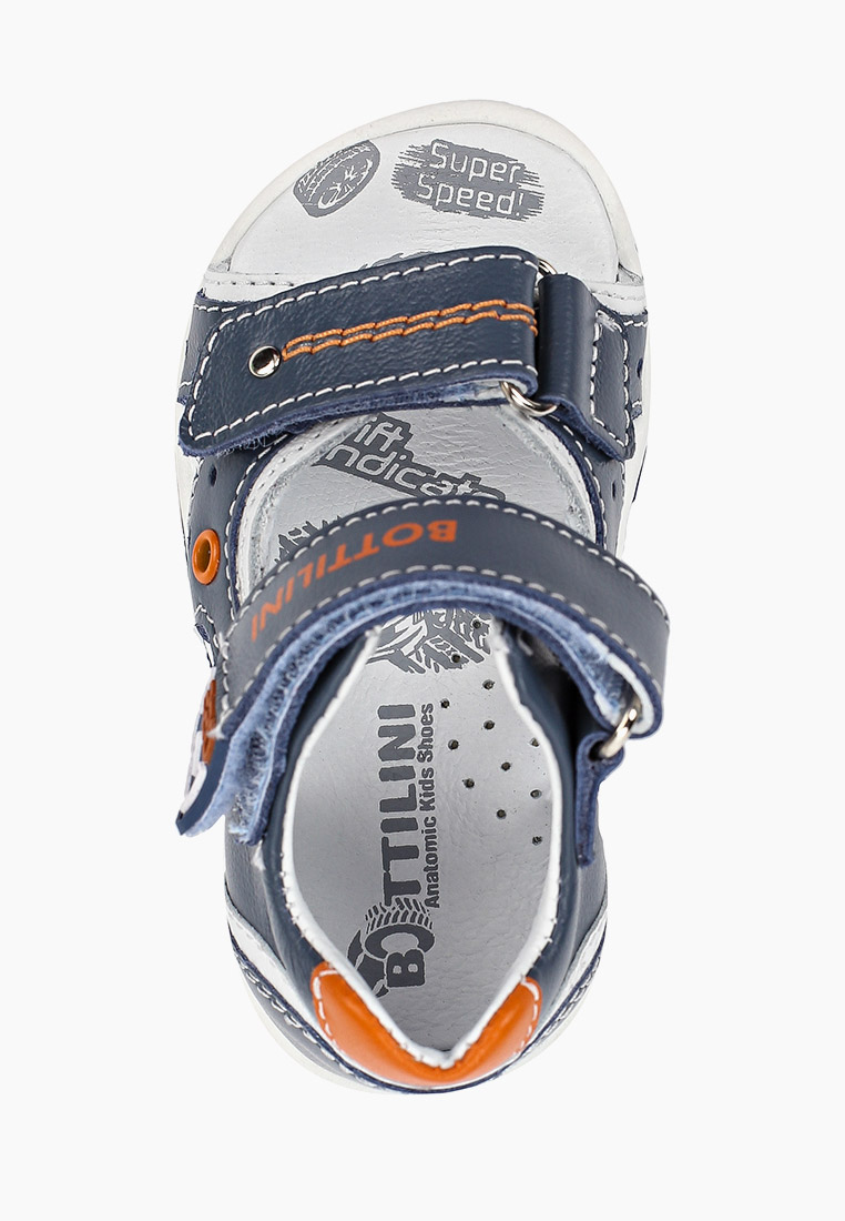 Сандалии для мальчиков BOTTILINI SO-175(6): изображение 4