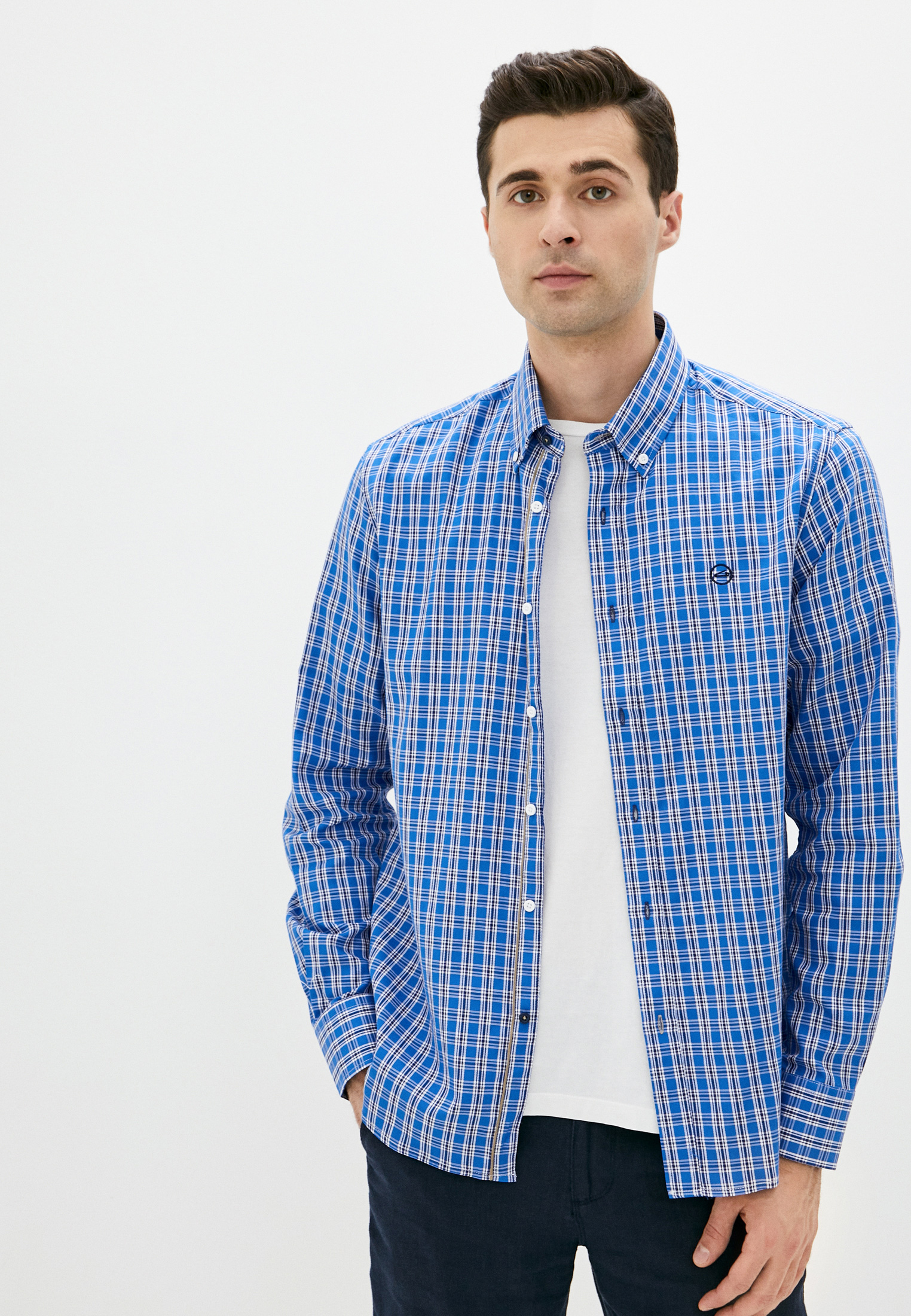 Рубашка с длинным рукавом BOSTON VICHY
