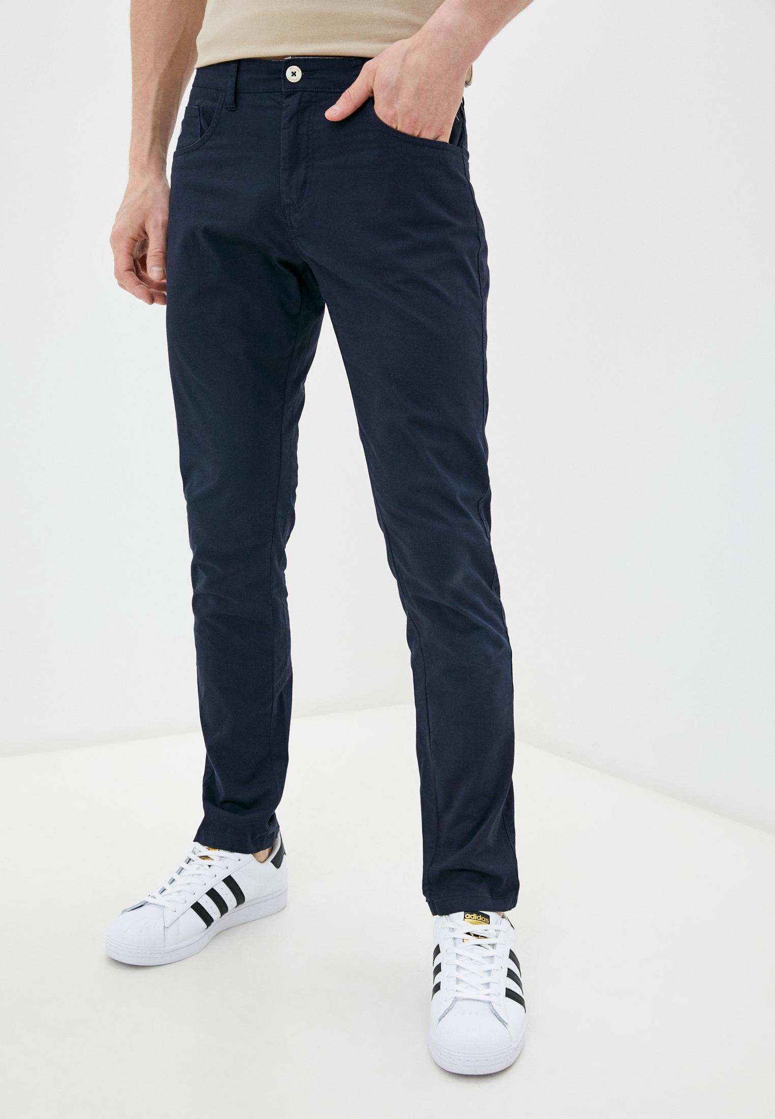 Мужские зауженные брюки BOSTON HAMP