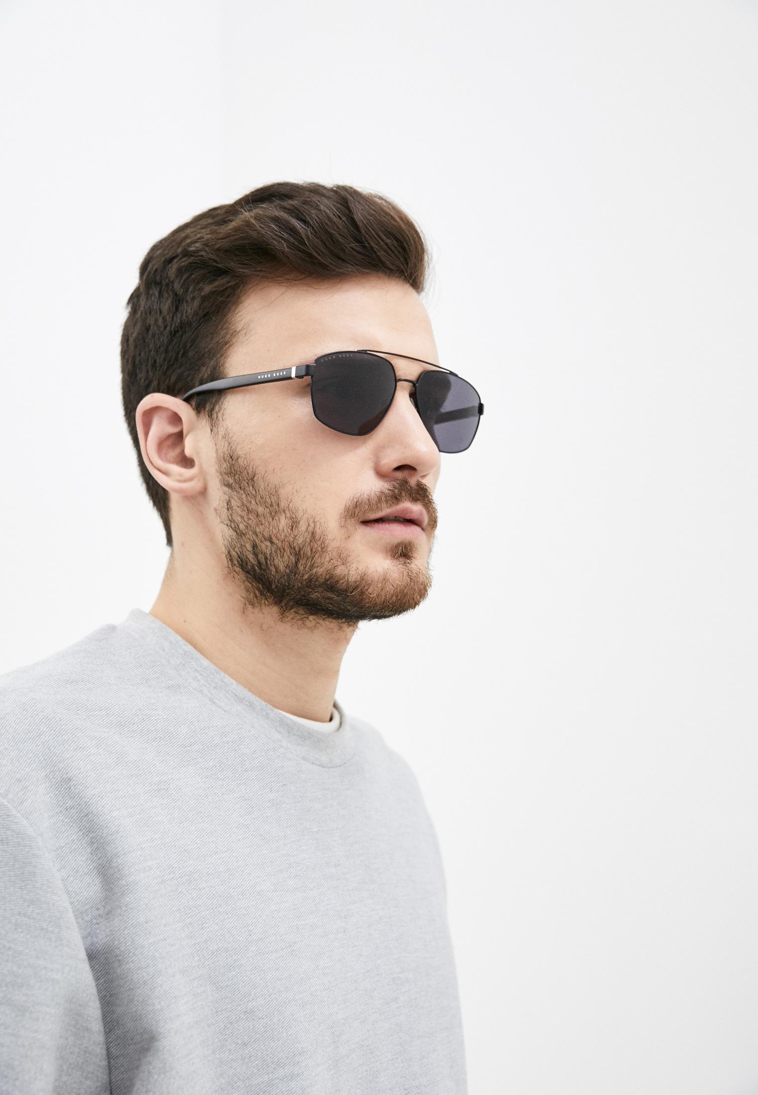 Мужские солнцезащитные очки Boss BOSS 1118/S: изображение 6