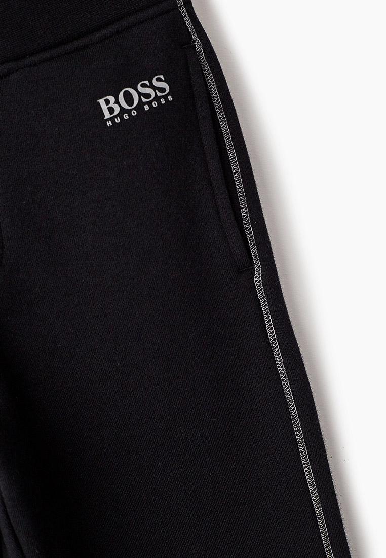 Спортивные брюки для мальчиков Boss (Босс) J24661: изображение 3