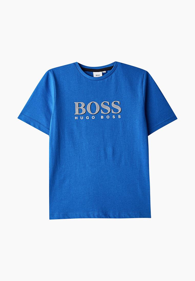Футболка с коротким рукавом Boss (Босс) J25G24
