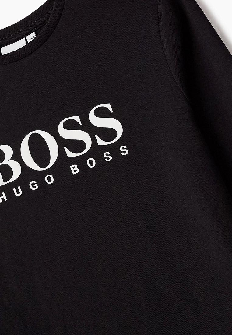 Футболка Boss (Босс) J25G86: изображение 3
