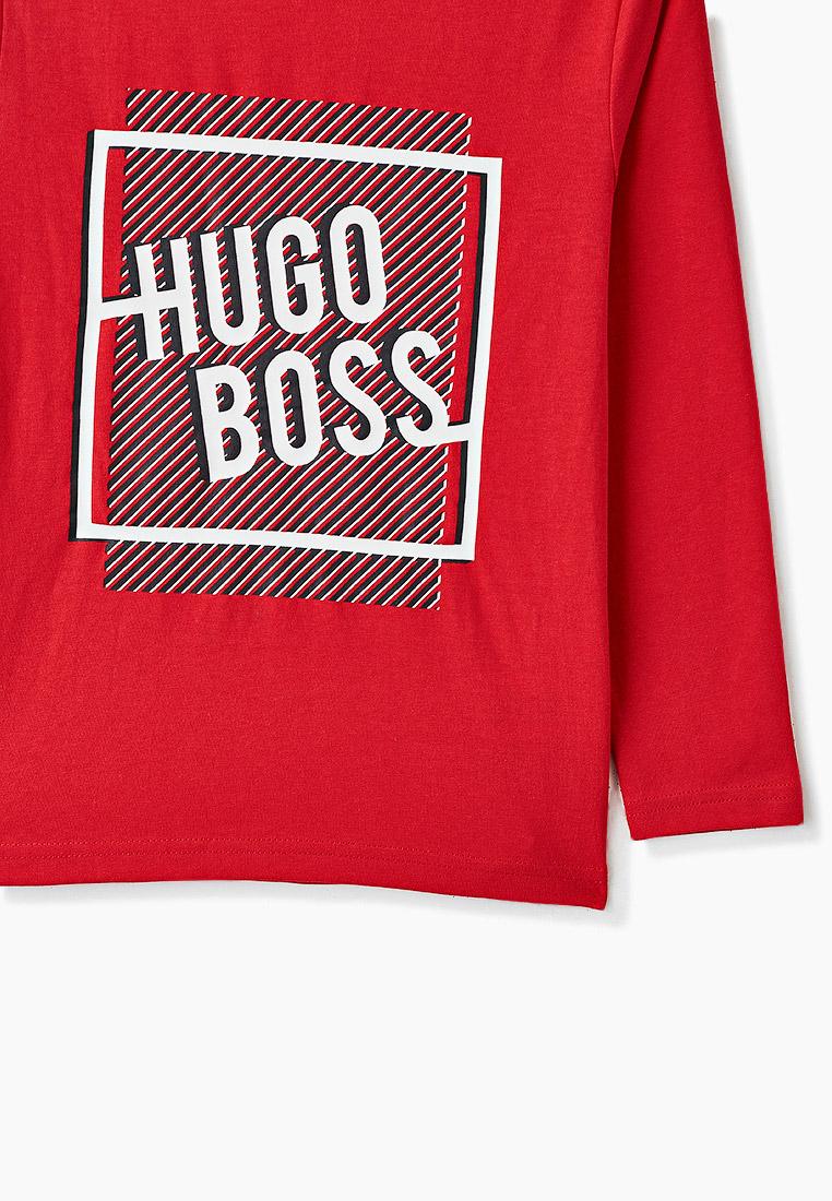 Футболка Boss (Босс) J25G31: изображение 3