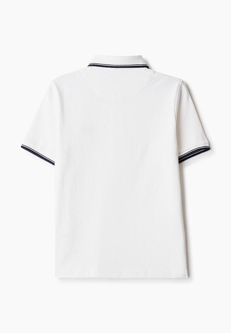 Поло футболки для мальчиков Boss (Босс) J25P17: изображение 2
