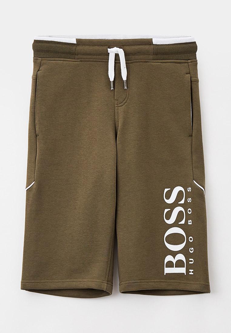 Шорты для мальчиков Boss (Босс) J24M28