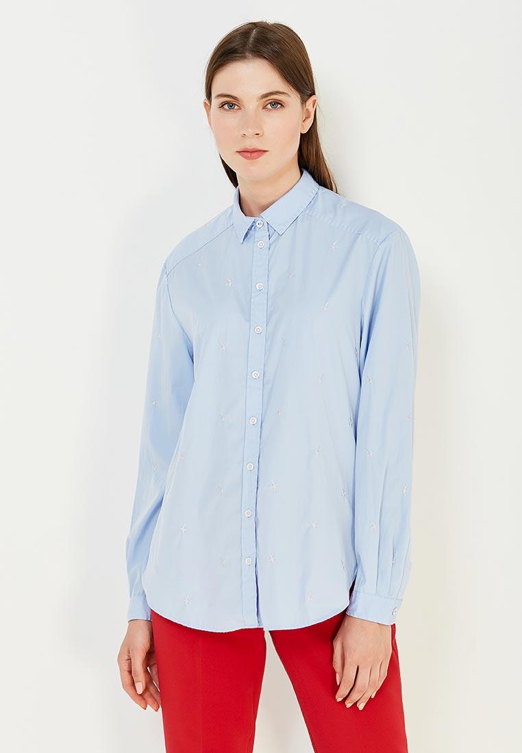 Женские рубашки с длинным рукавом Boss Orange 50372836