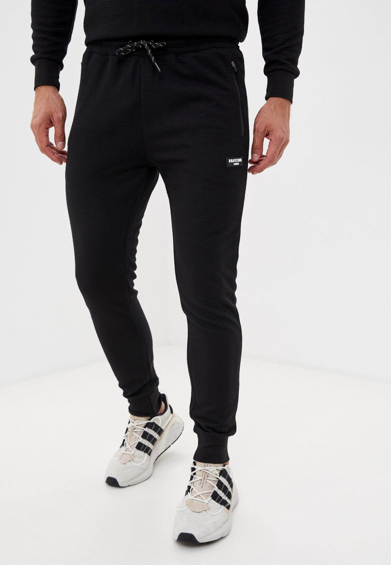Мужские спортивные брюки Brave Soul (Брейв Соул) MJB-516GUERNSEY