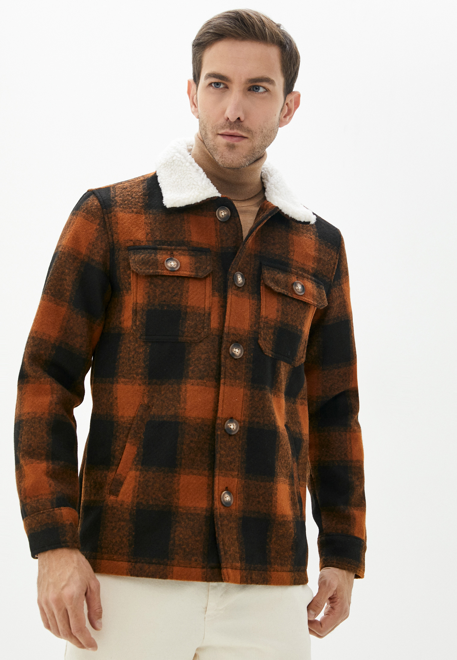 Утепленная куртка Brave Soul MJK-AUGUSTUS: изображение 1