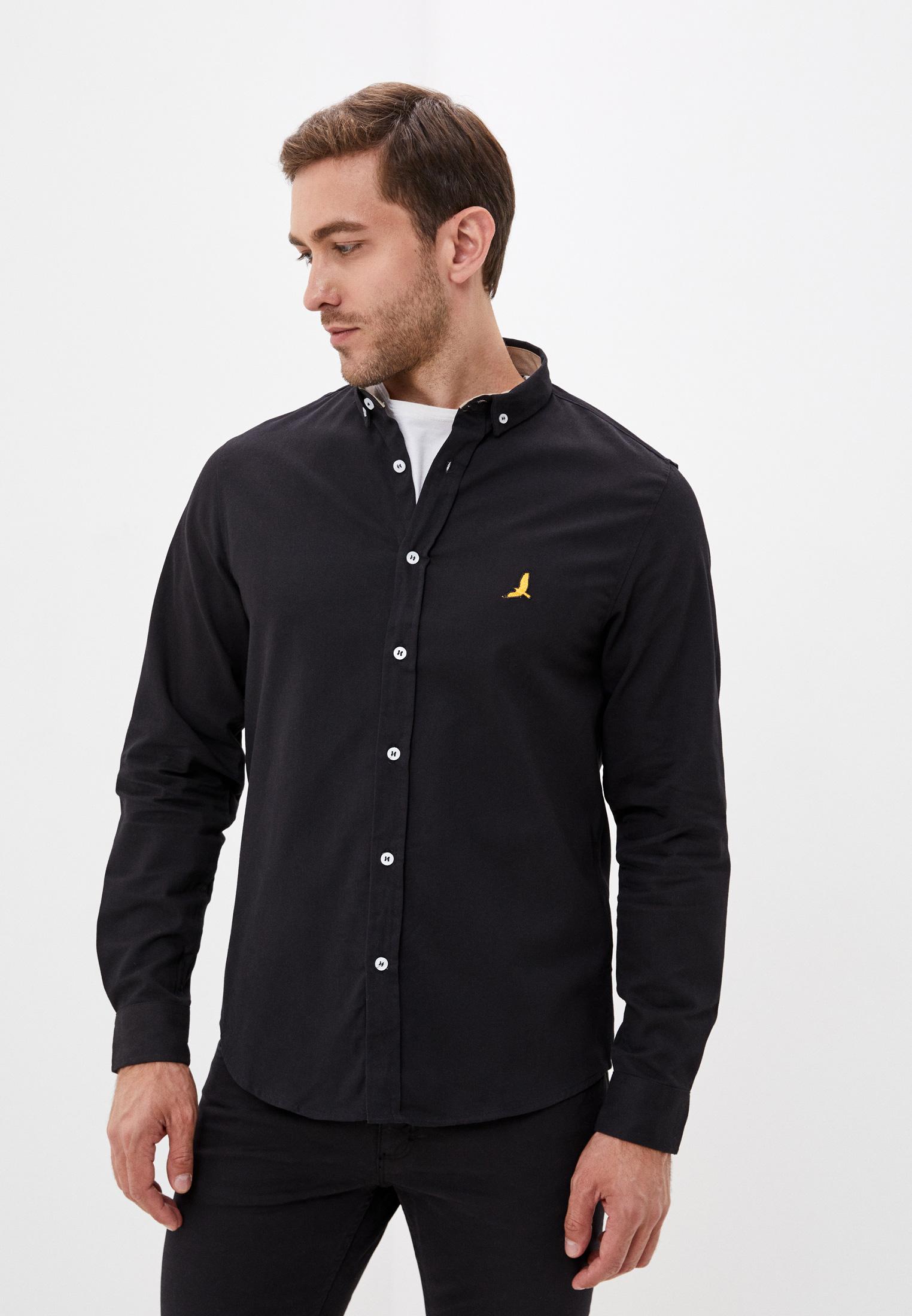Рубашка с длинным рукавом Brave Soul MSH-69GRAY
