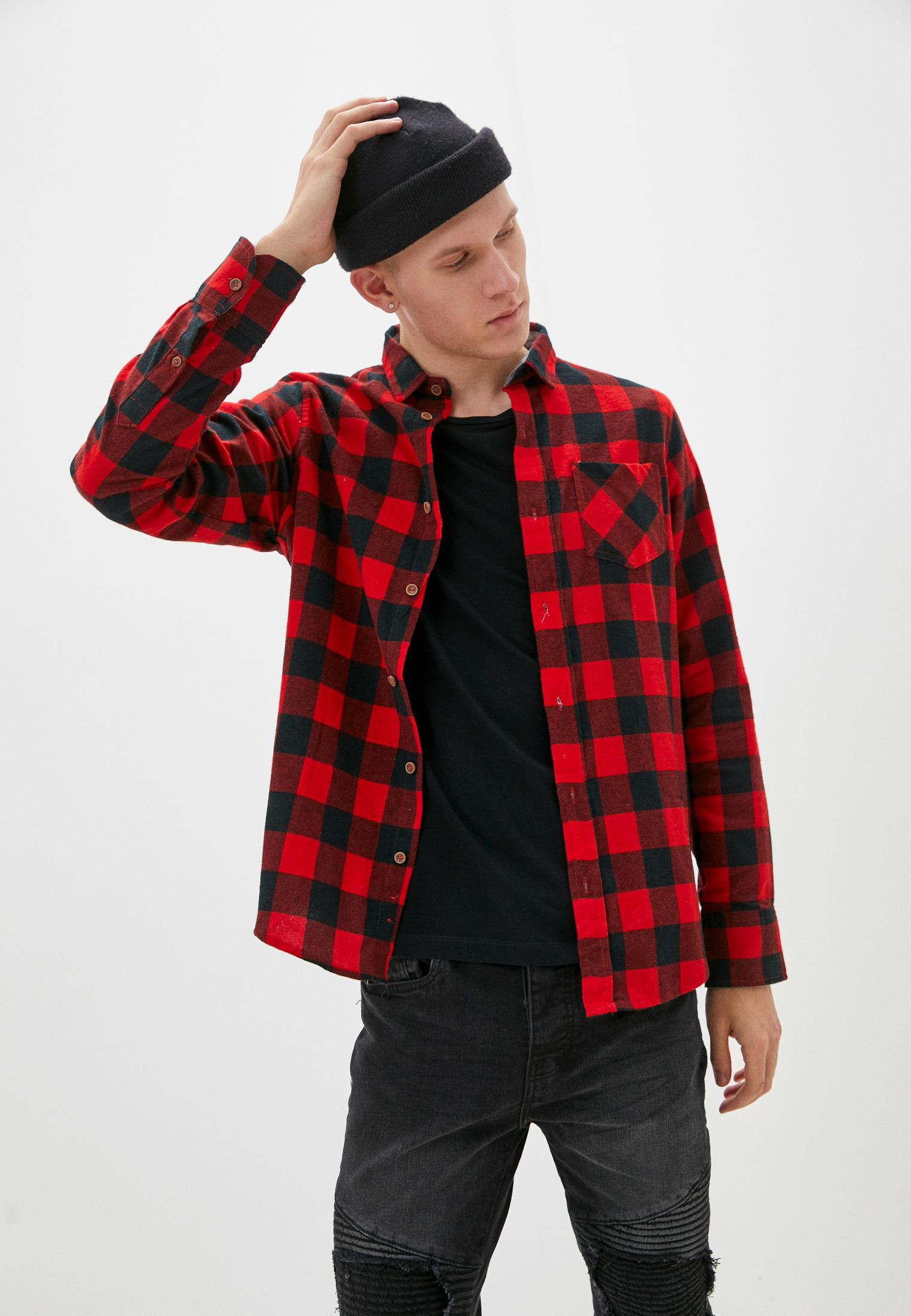 Рубашка с длинным рукавом Brave Soul (Брейв Соул) MSH-69JACKL