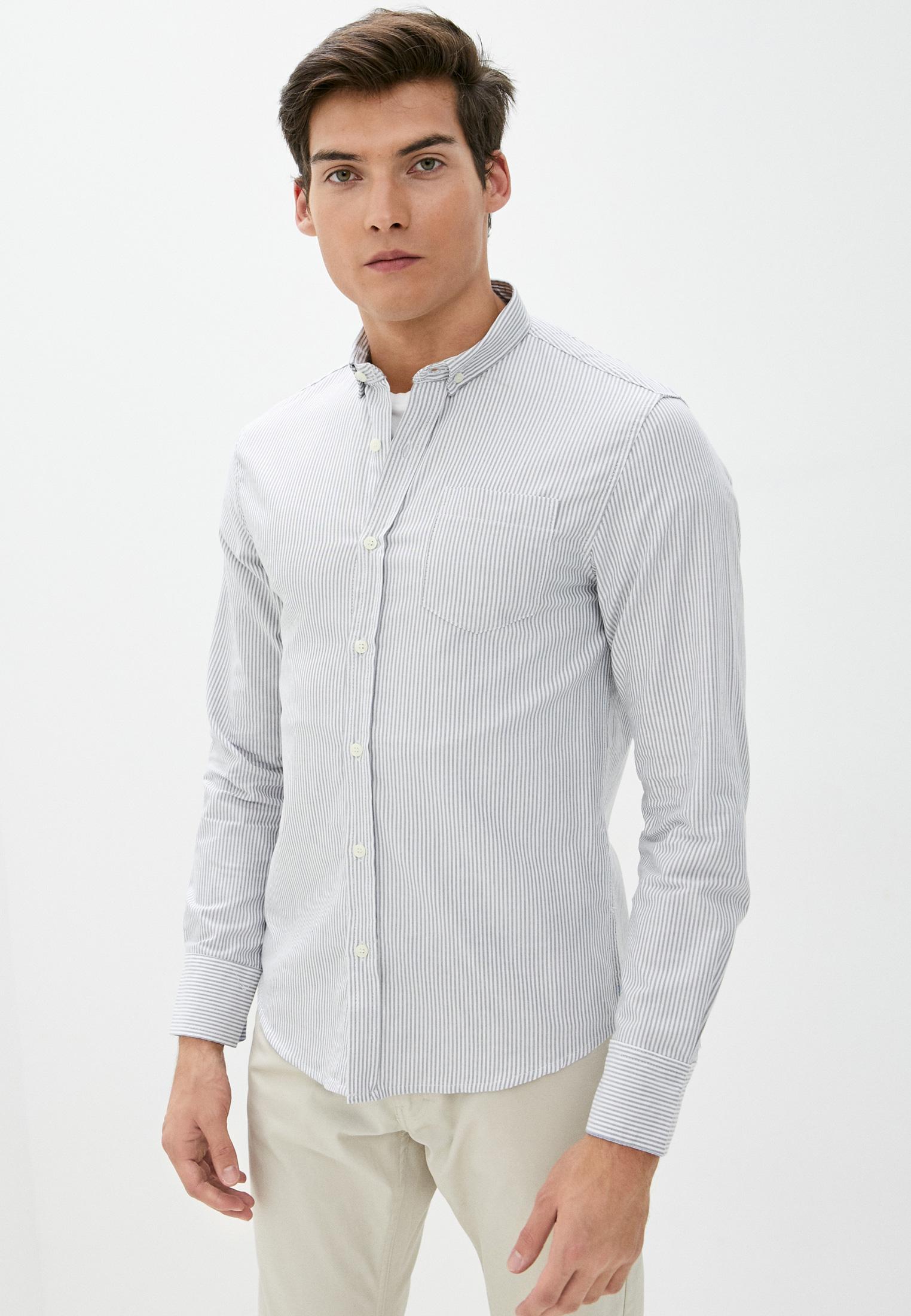 Рубашка с длинным рукавом Brave Soul MSH-69REID