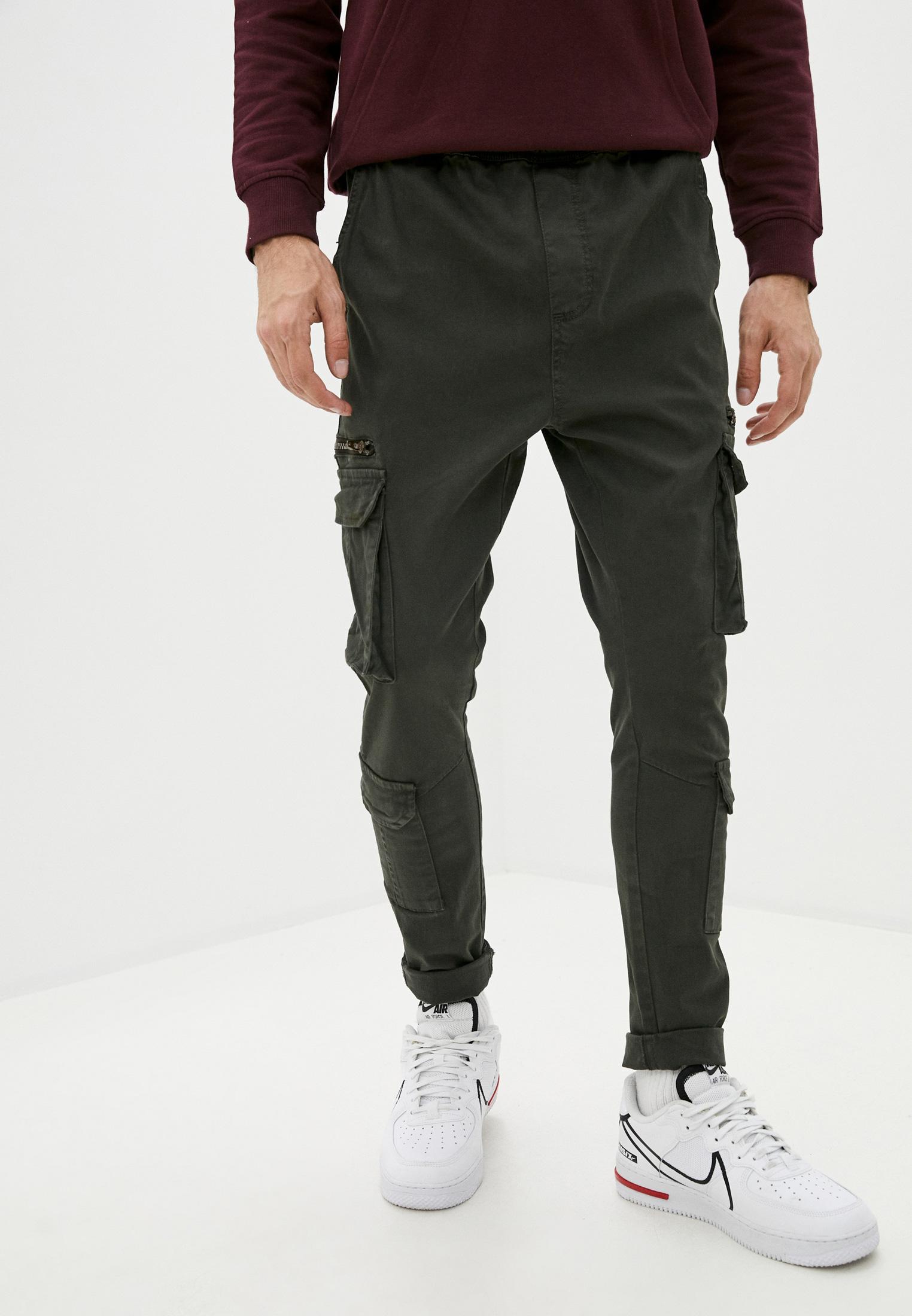Мужские повседневные брюки Brave Soul MTR-ASKERNCHARC