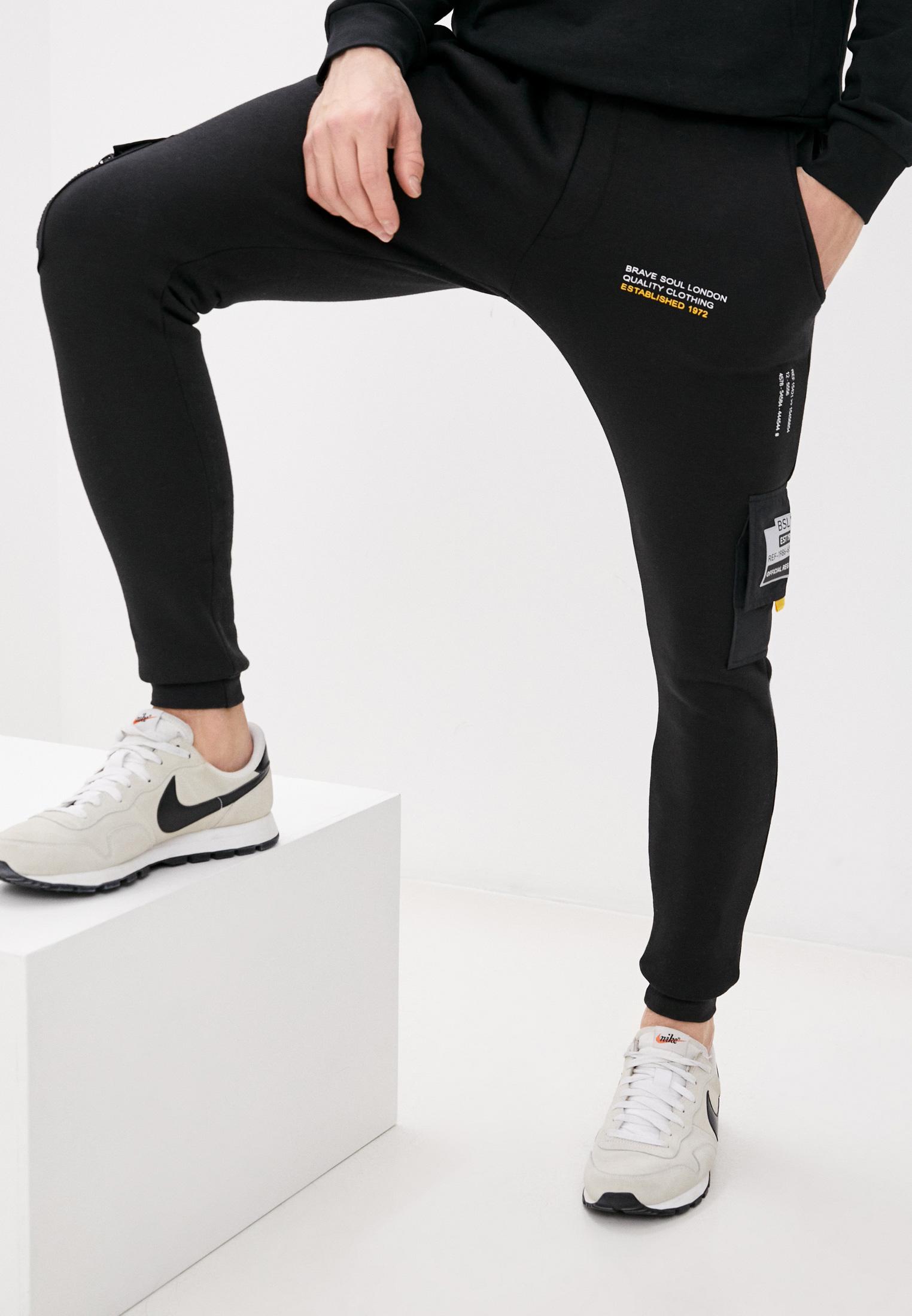 Мужские спортивные брюки Brave Soul MJB-516TECH
