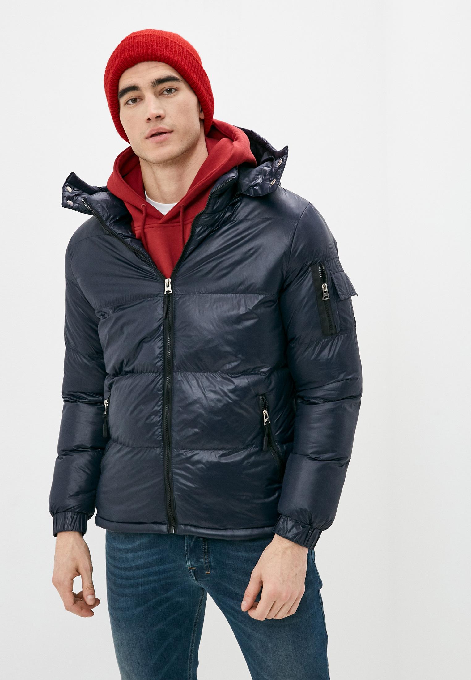 Утепленная куртка Brave Soul MJK-JAREDNAVY