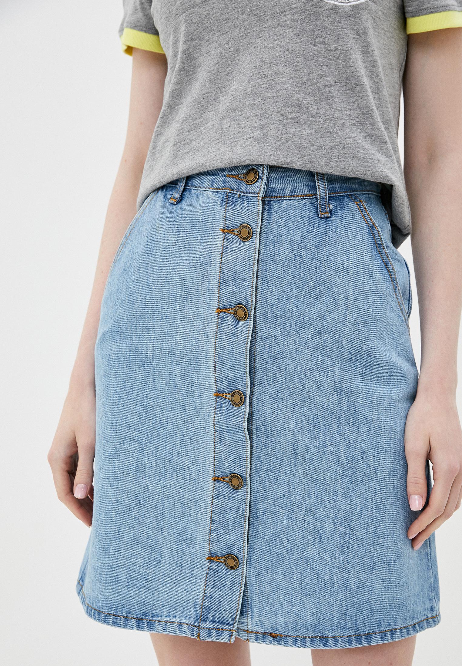 Широкая юбка Brave Soul LSKD-340BRYONY: изображение 1