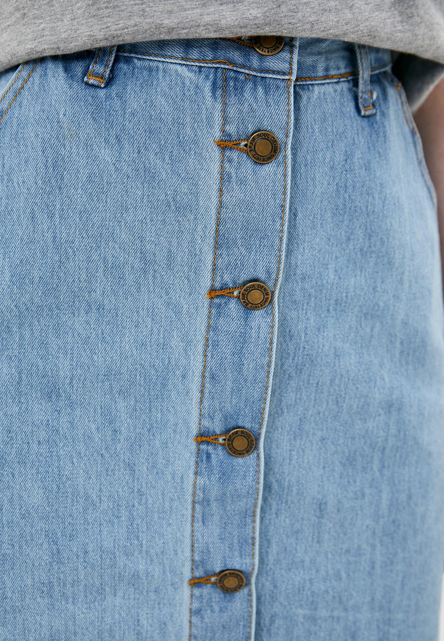 Широкая юбка Brave Soul LSKD-340BRYONY: изображение 4