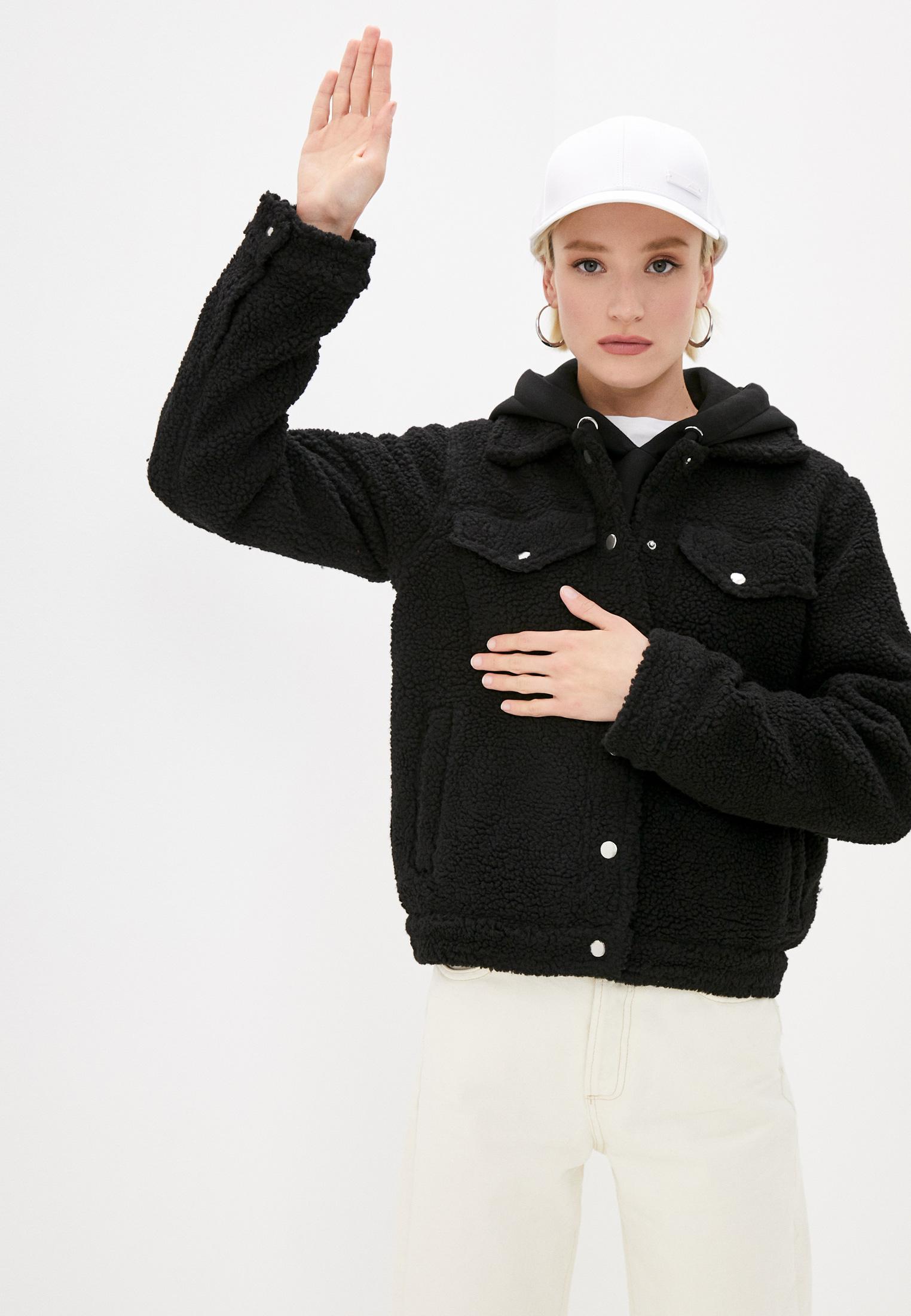 Утепленная куртка Brave Soul LJK-TEDDPKD