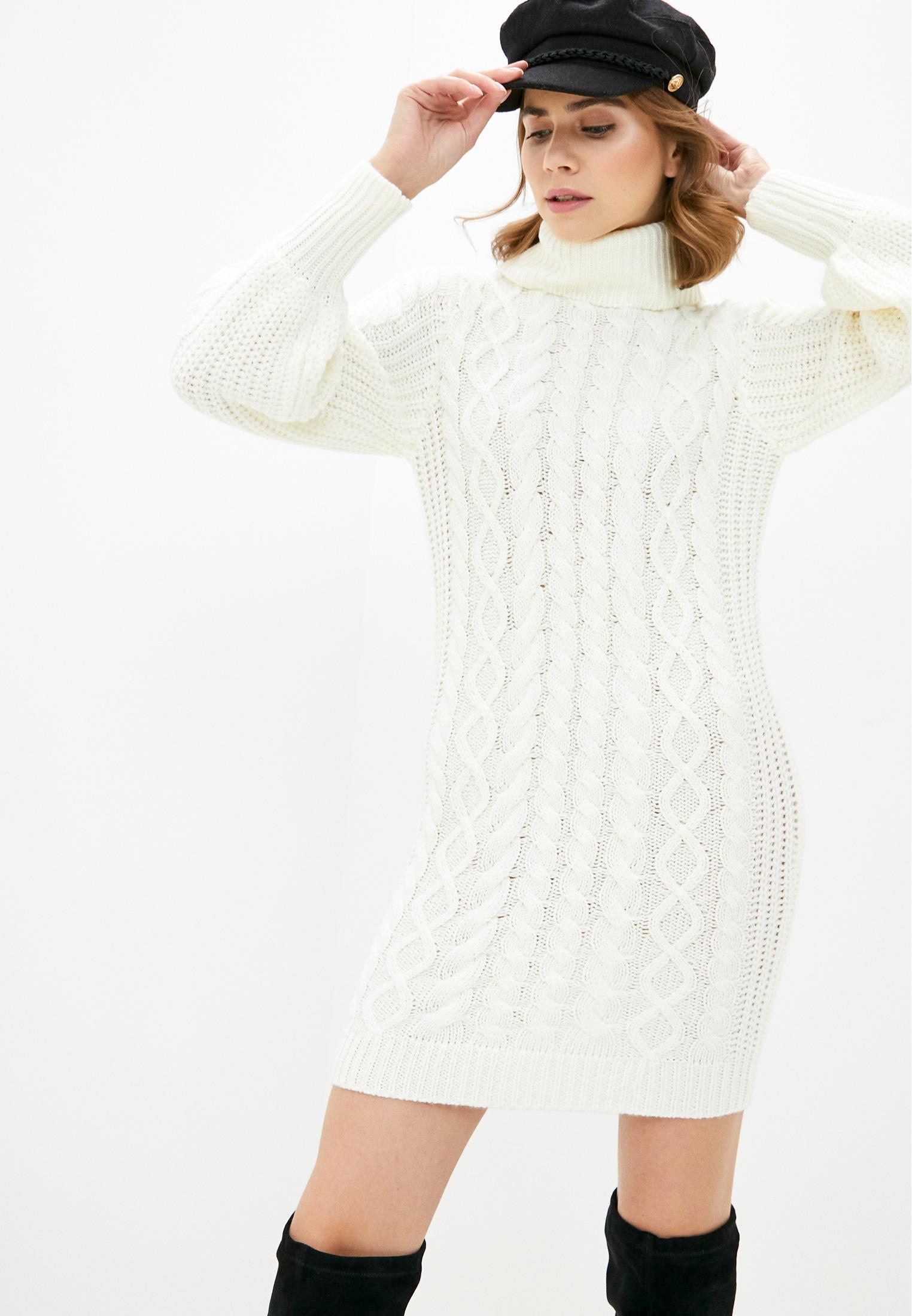 Вязаное платье Brave Soul LKD-286ZINCONA