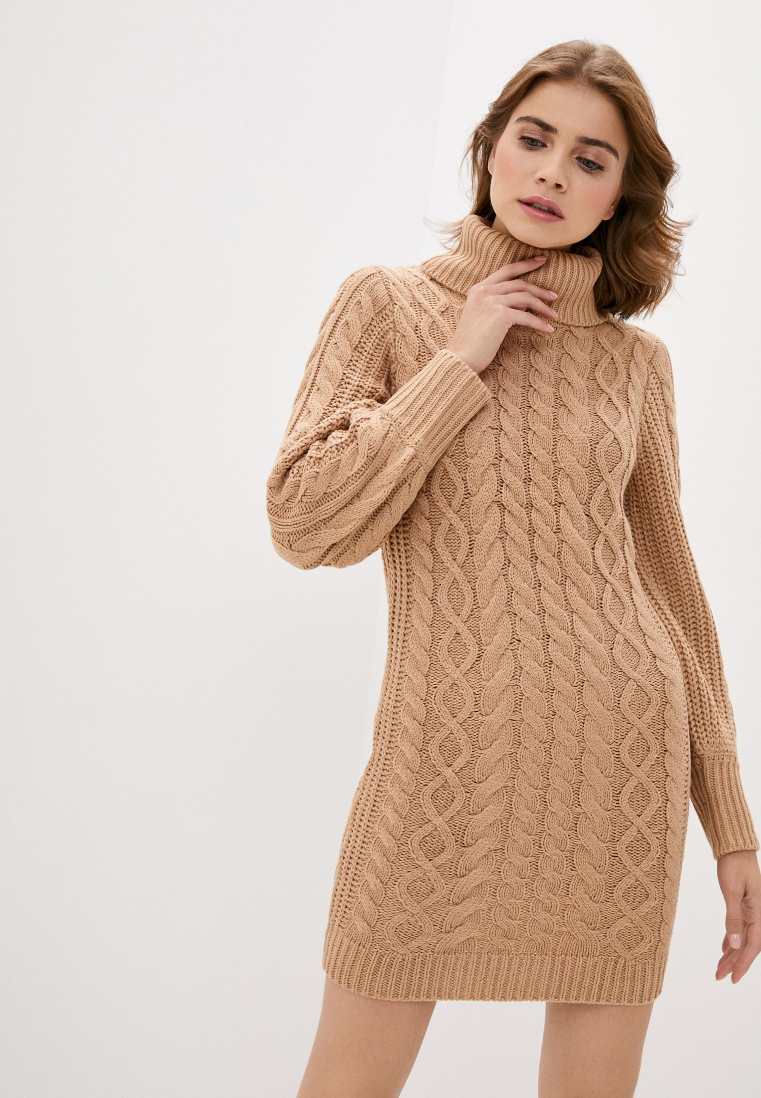 Вязаное платье Brave Soul LKD-286ZINCONB