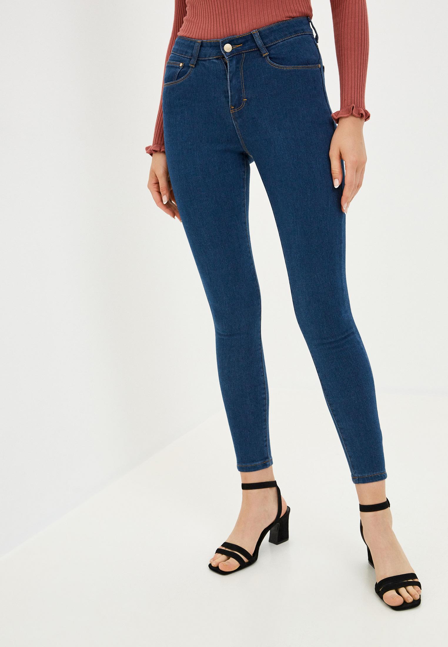 Зауженные джинсы Brave Soul LJN-343LUCYMIDBL: изображение 1