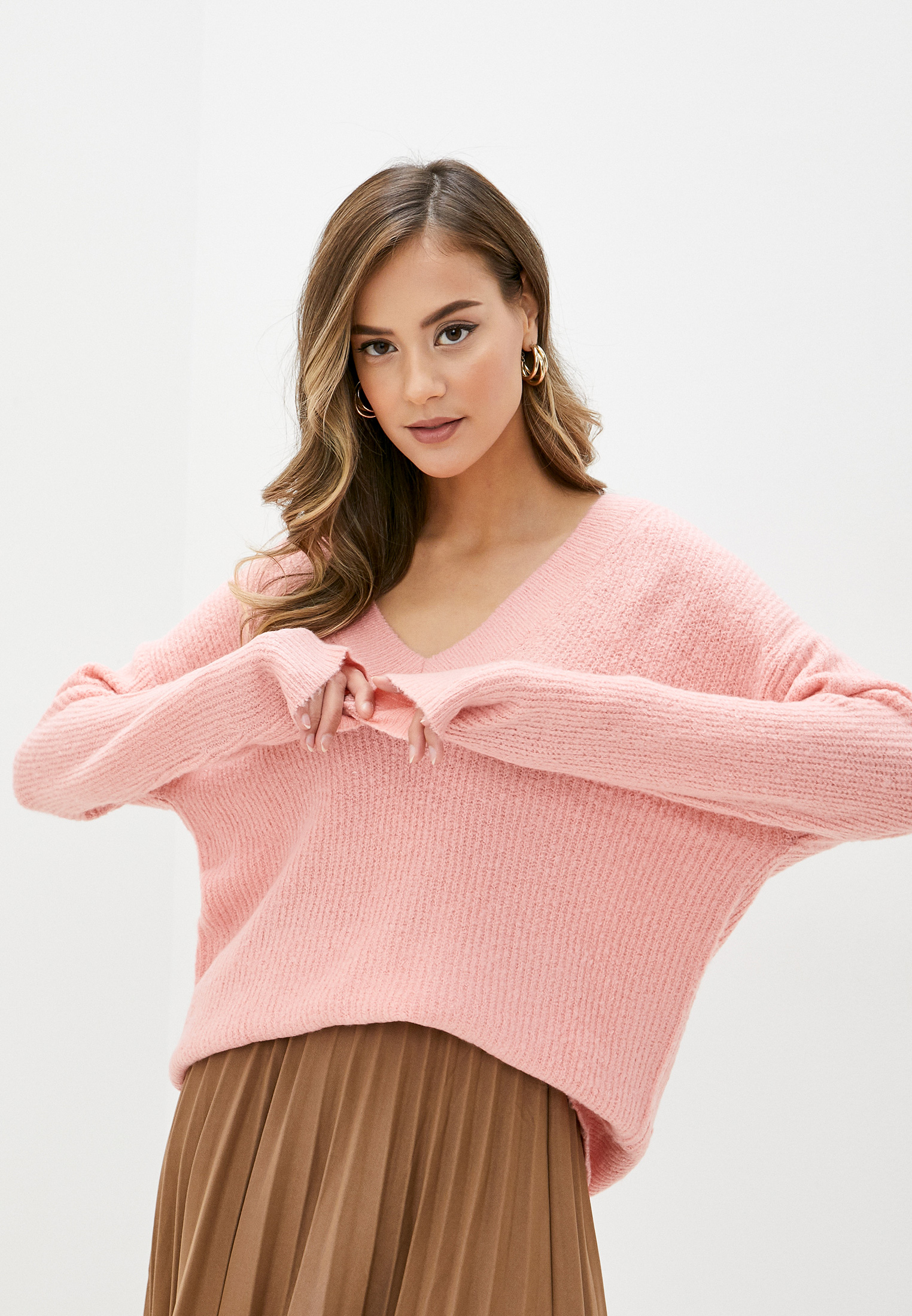 Пуловер Brave Soul LK-555MINKY