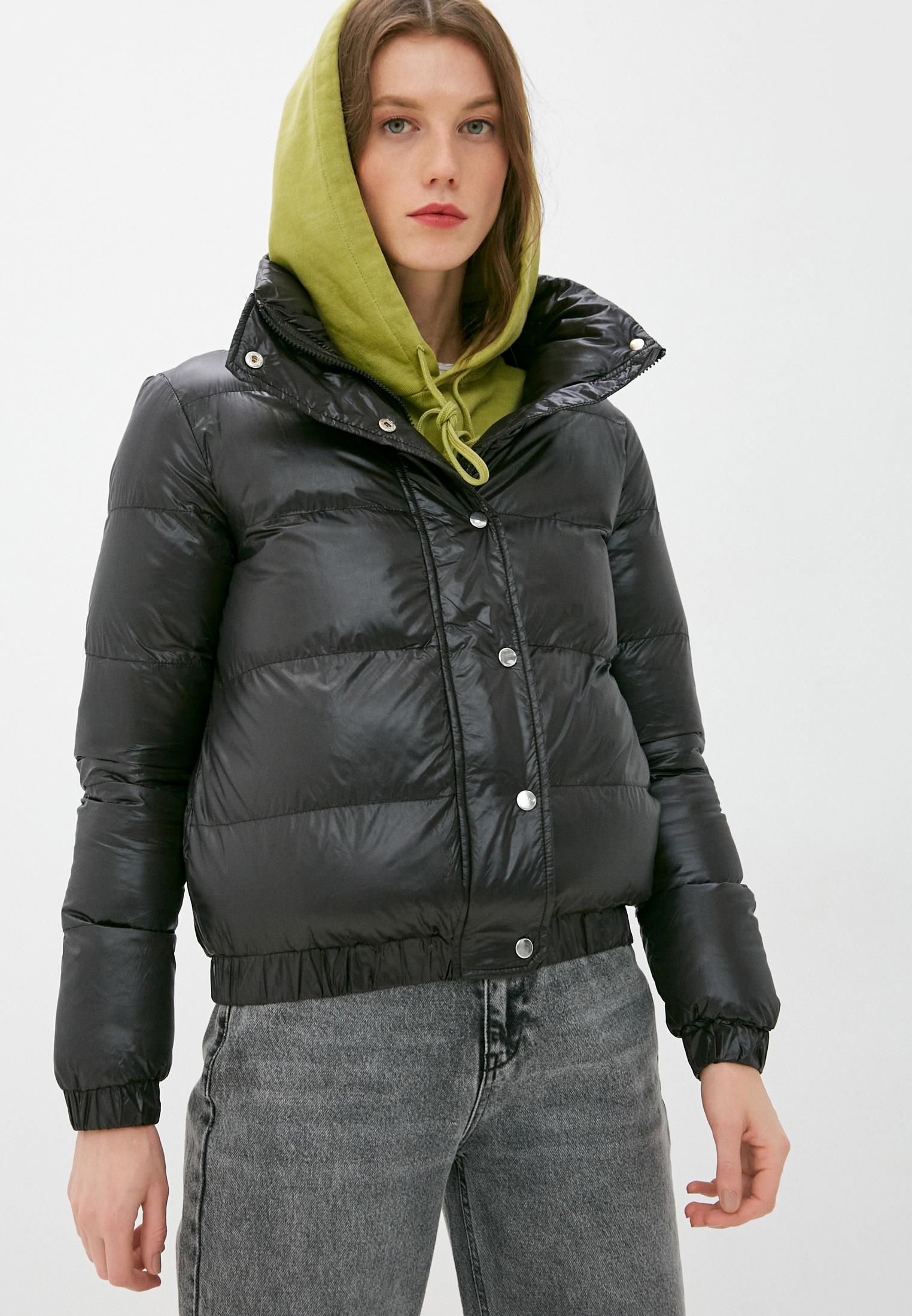 Утепленная куртка Brave Soul LJK-SLAYSHINEBLK