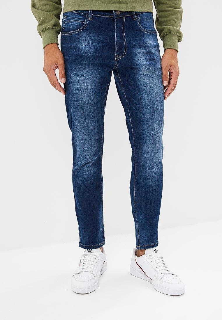 Зауженные джинсы Bruebeck 92020
