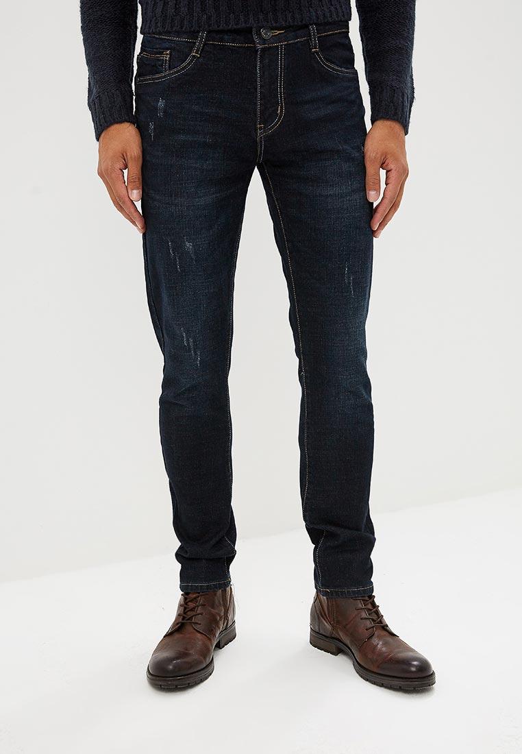 Мужские прямые джинсы Bruebeck 92030