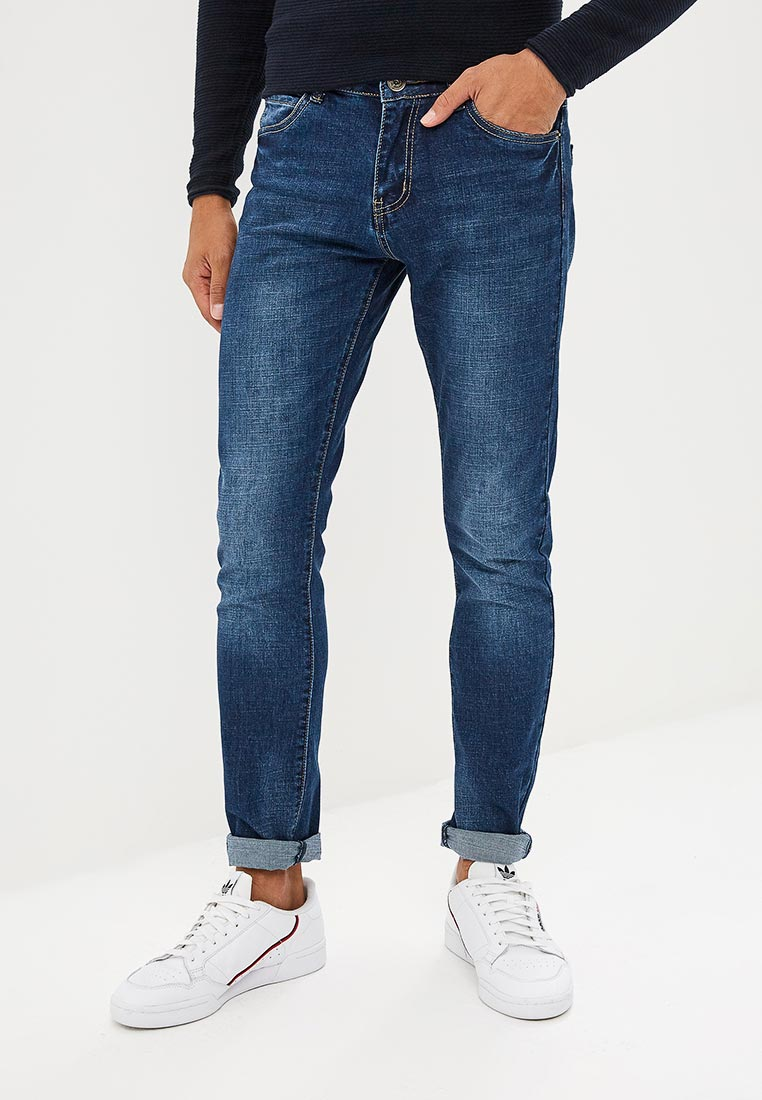 Зауженные джинсы Bruebeck 92040