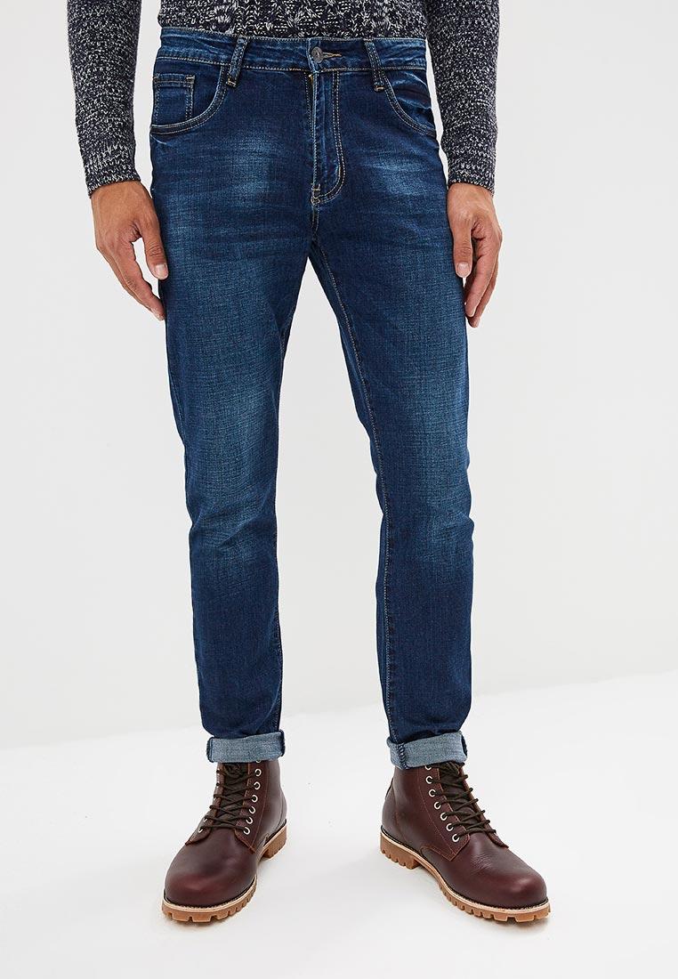 Зауженные джинсы Bruebeck 92050