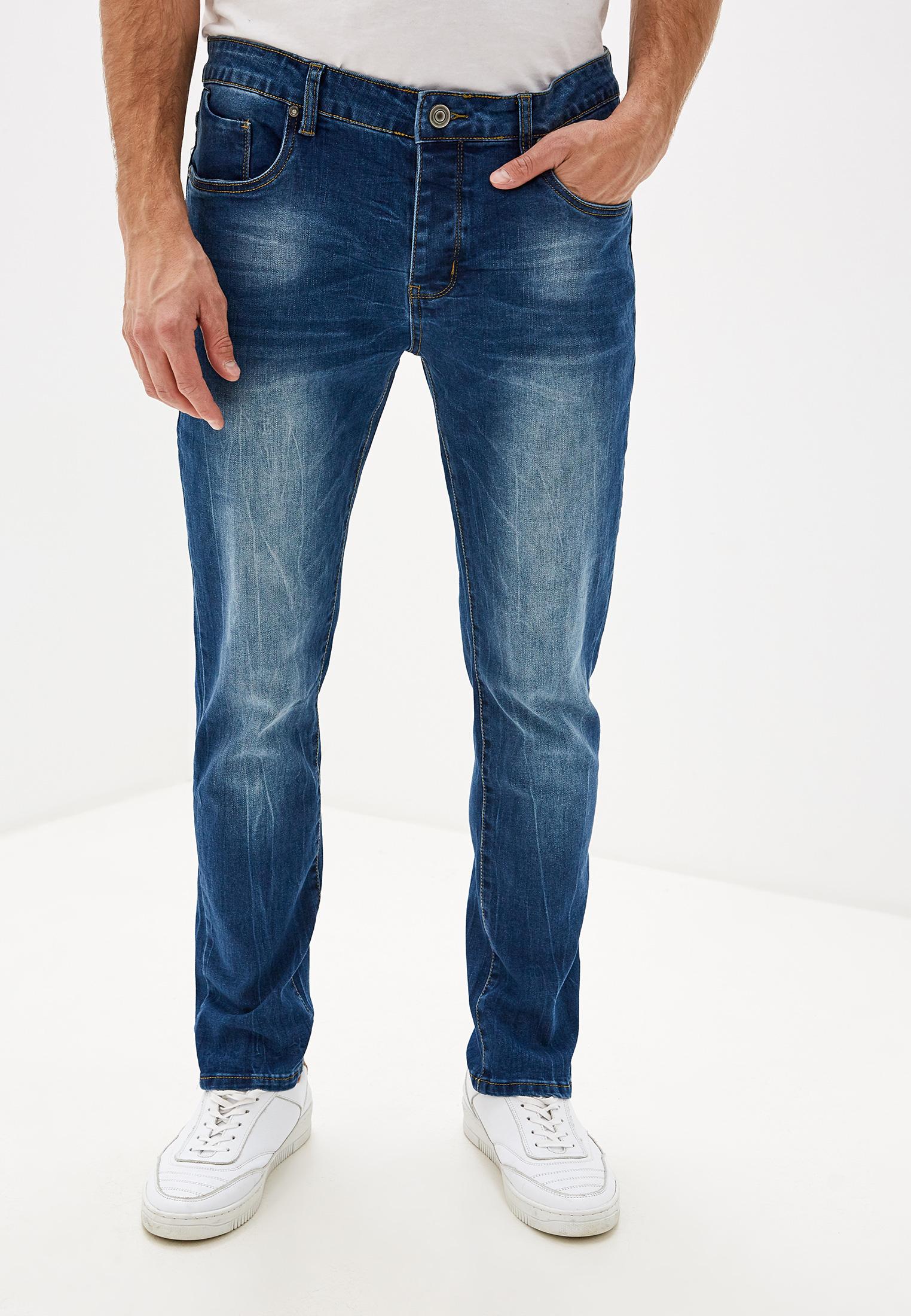Зауженные джинсы Bruebeck 13915