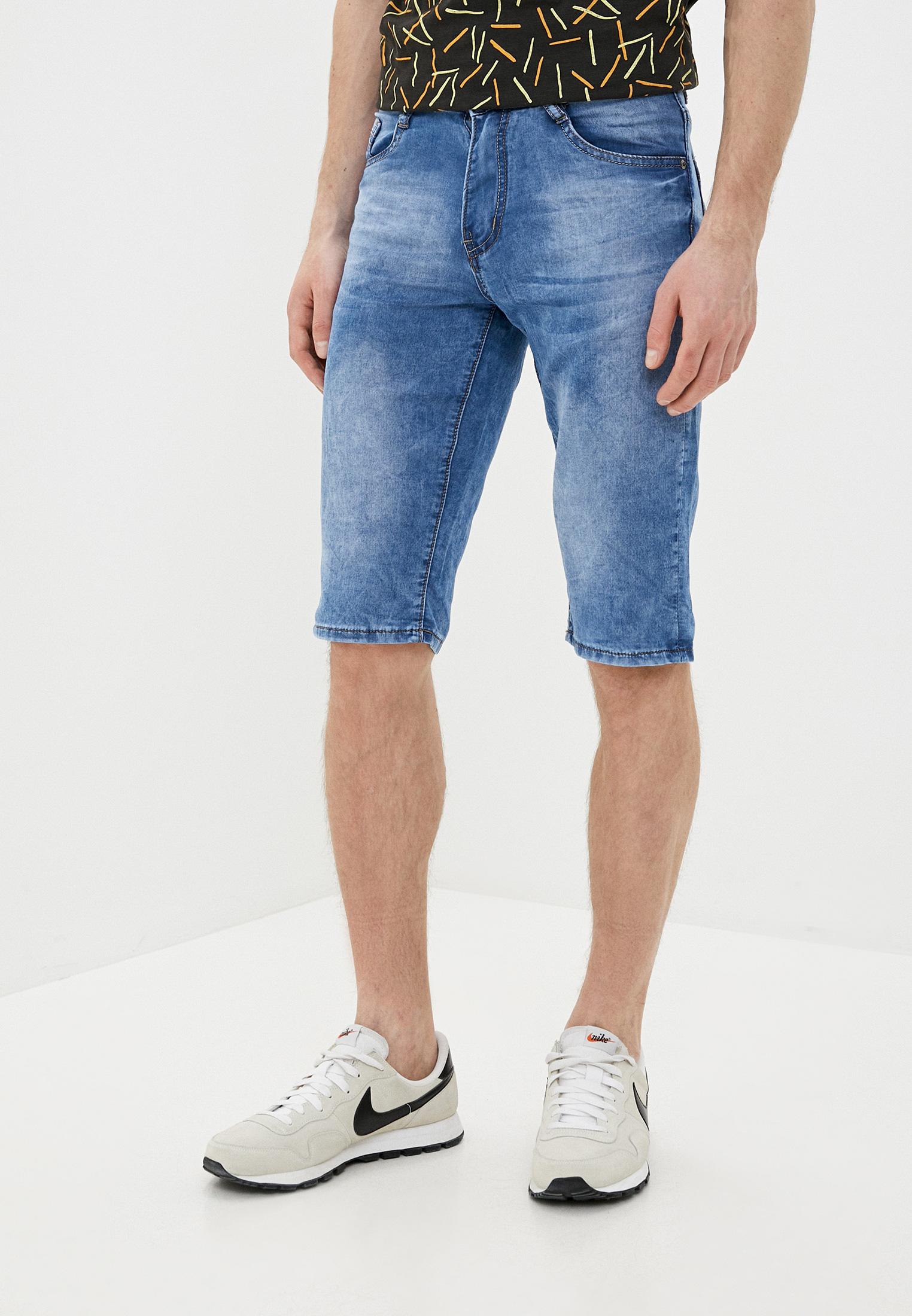 Мужские джинсовые шорты Bruebeck 10550