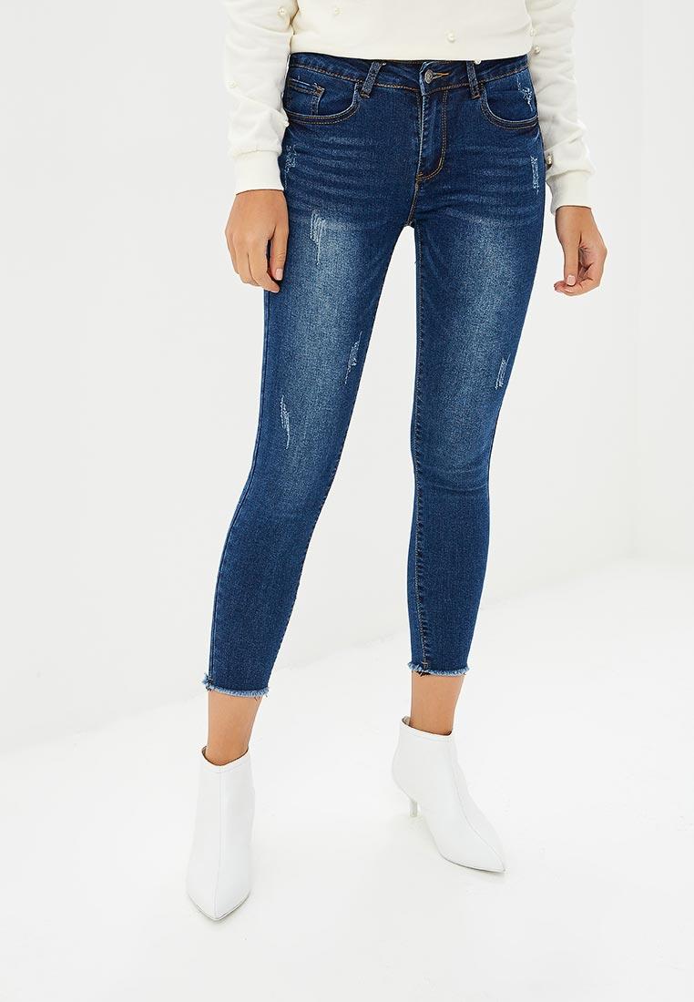 Зауженные джинсы Bruebeck 93300