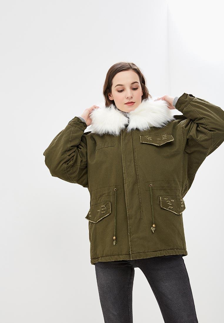 Утепленная куртка Bruebeck 93620