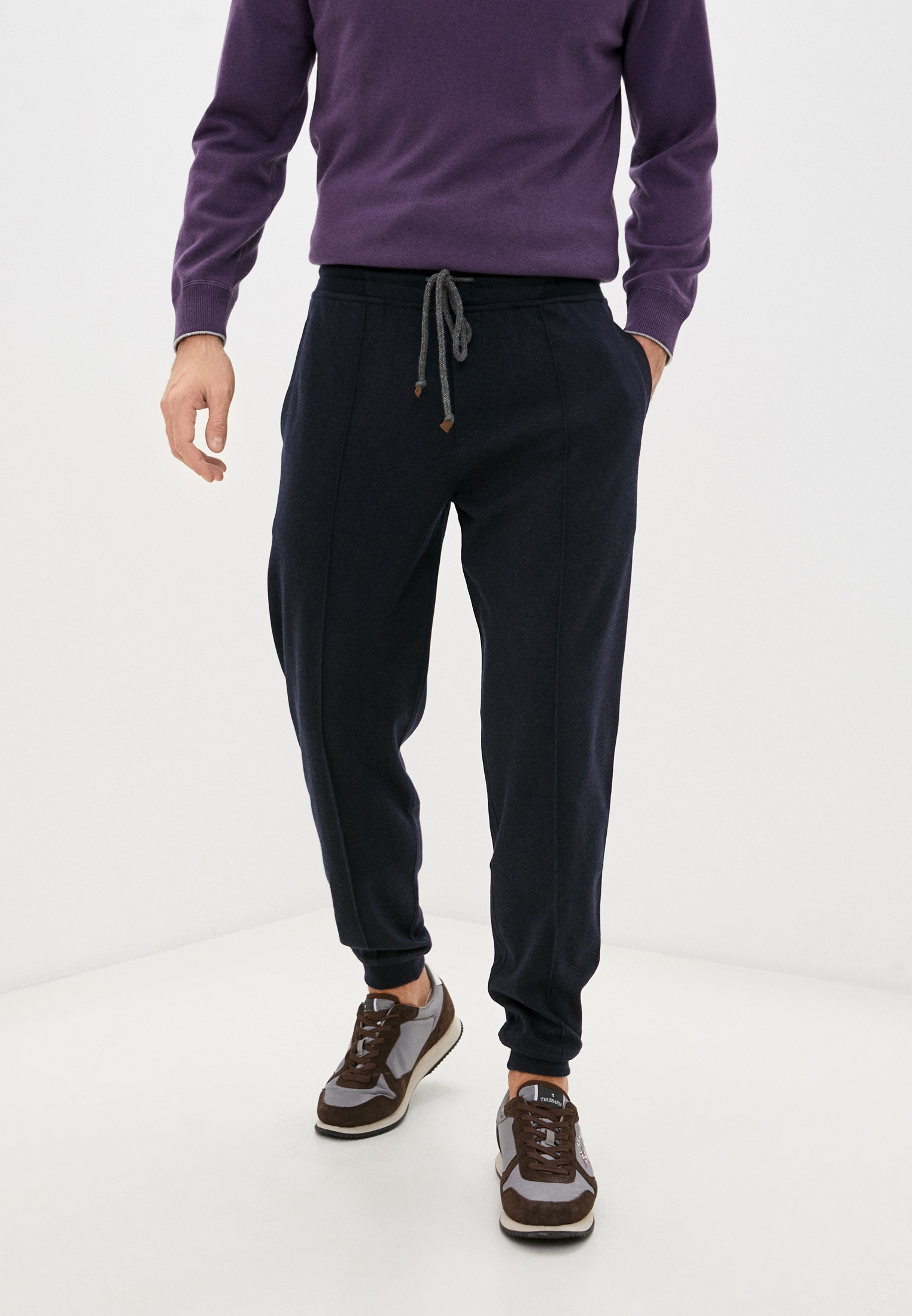Мужские спортивные брюки Brunello Cucinelli Брюки спортивные Brunello Cucinelli